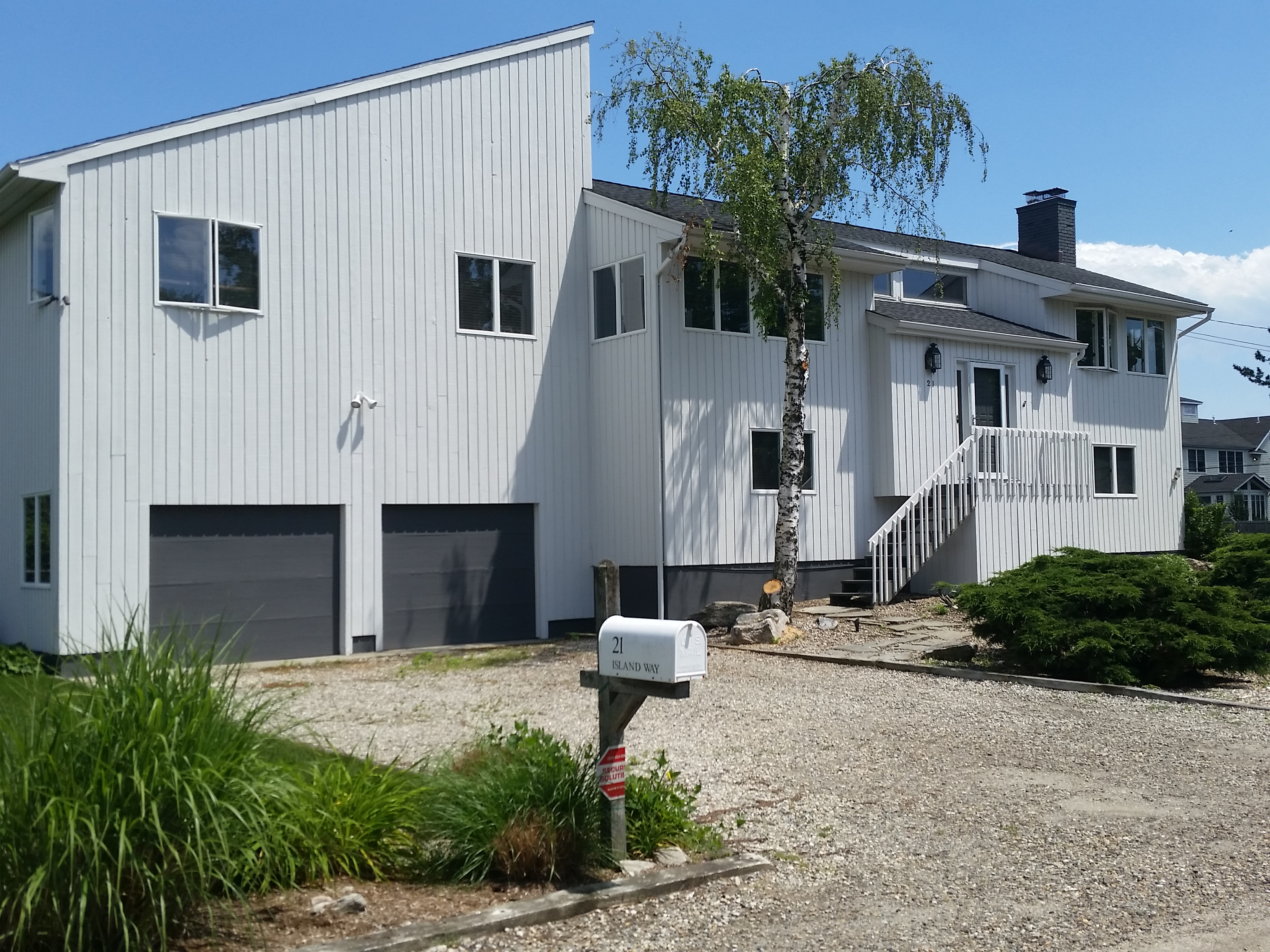 rentals property at Saugatuck Island