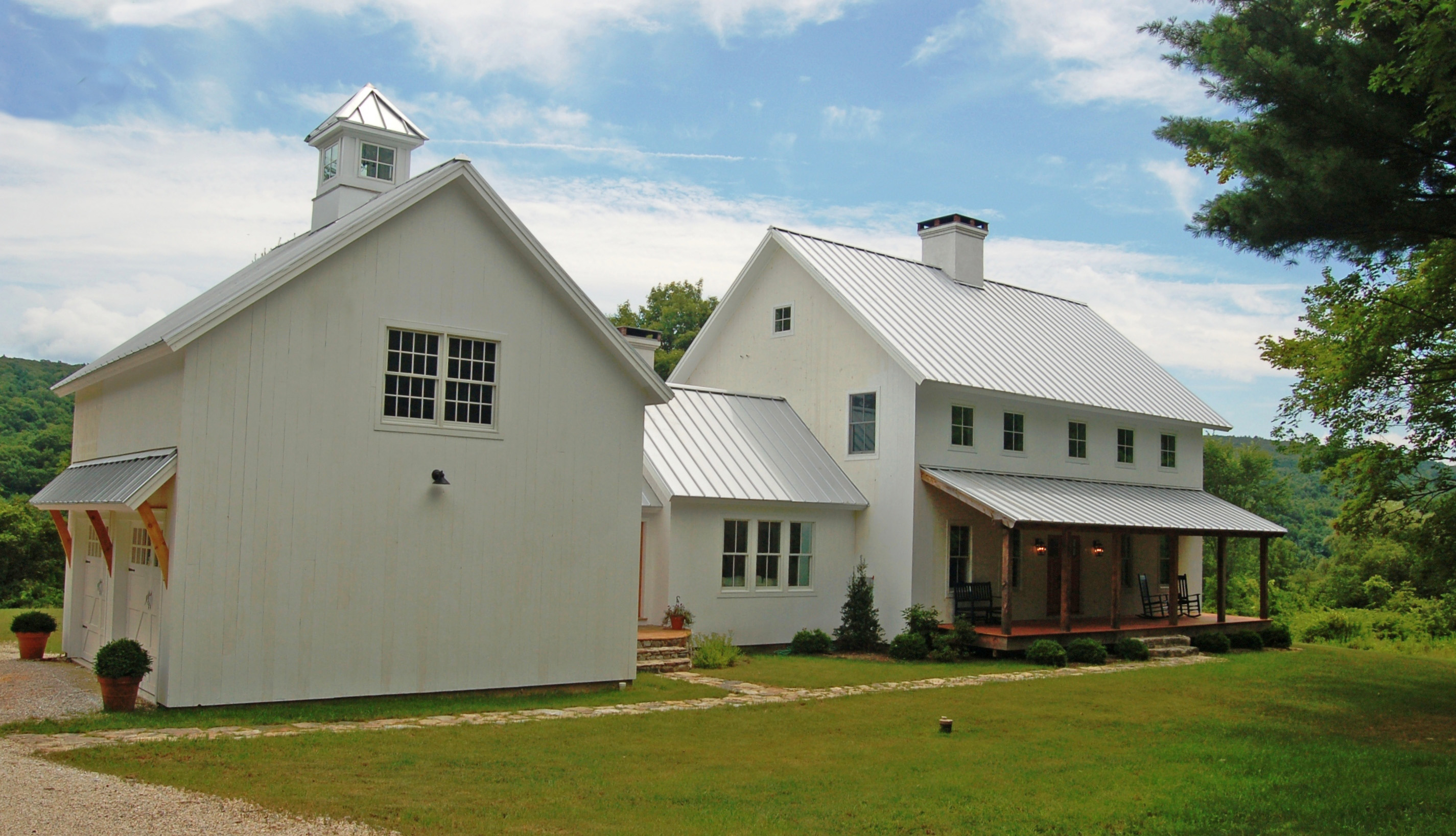 Property For Sale at Scandinavian Barn Style