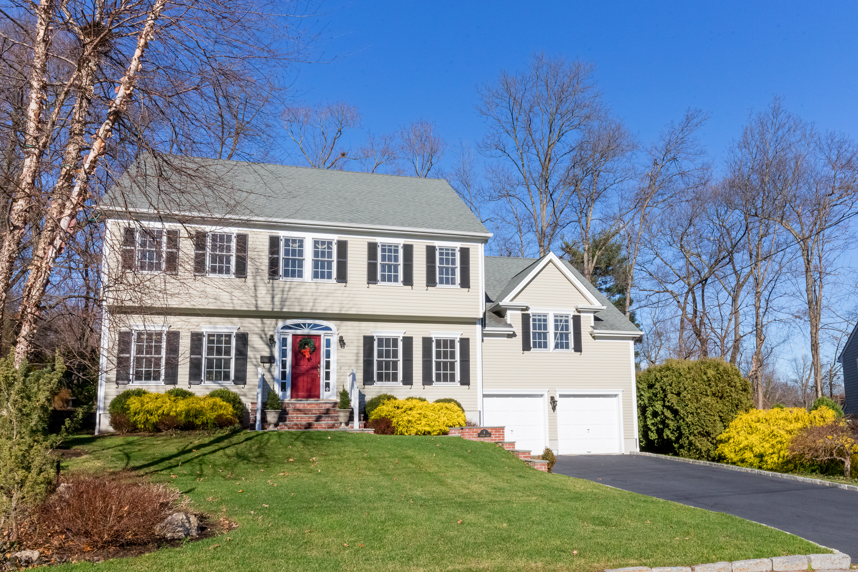 sales property at Pristine Scarsdale Colonial