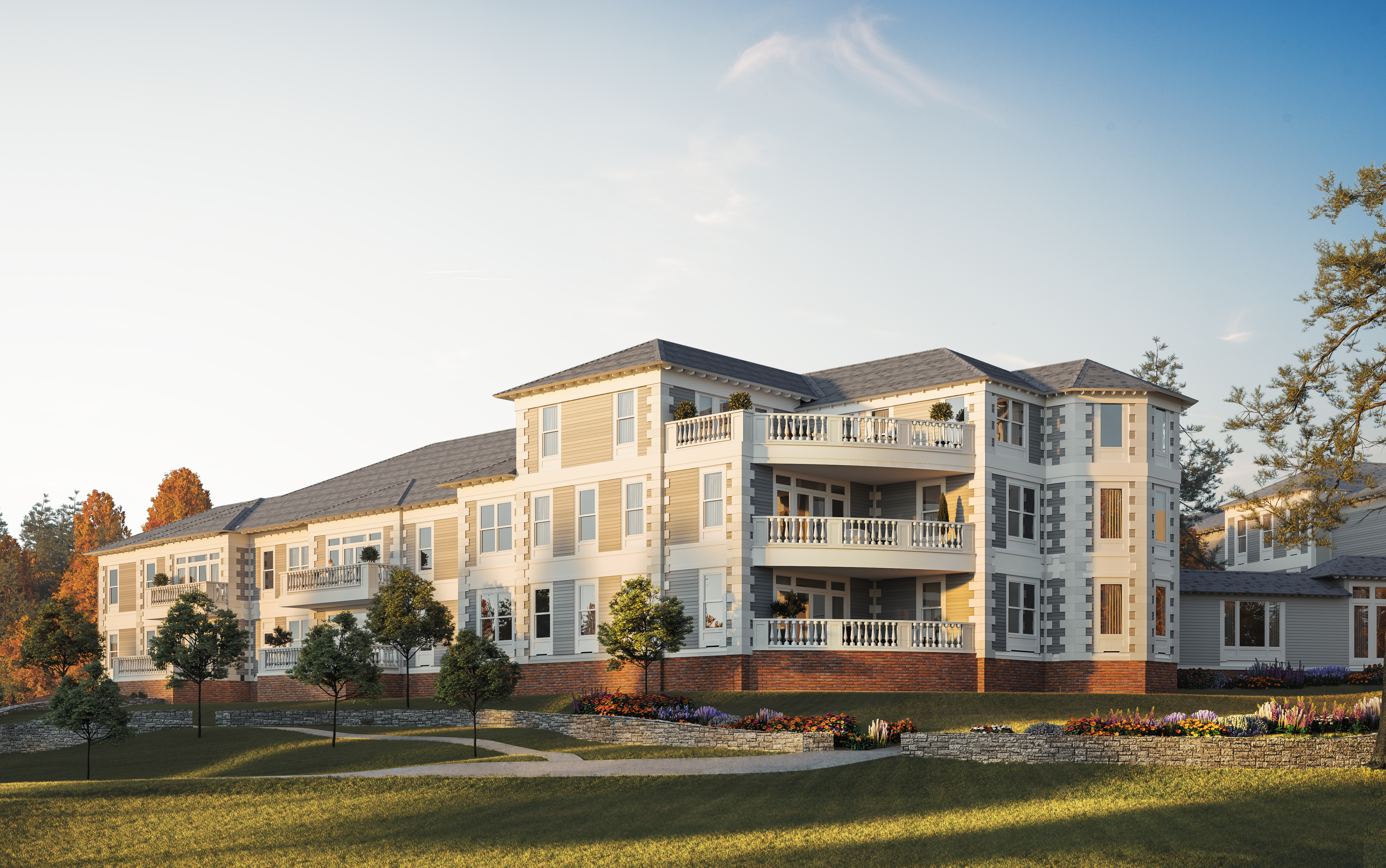 sales property at The Canyon Ranch Residences in Lenox