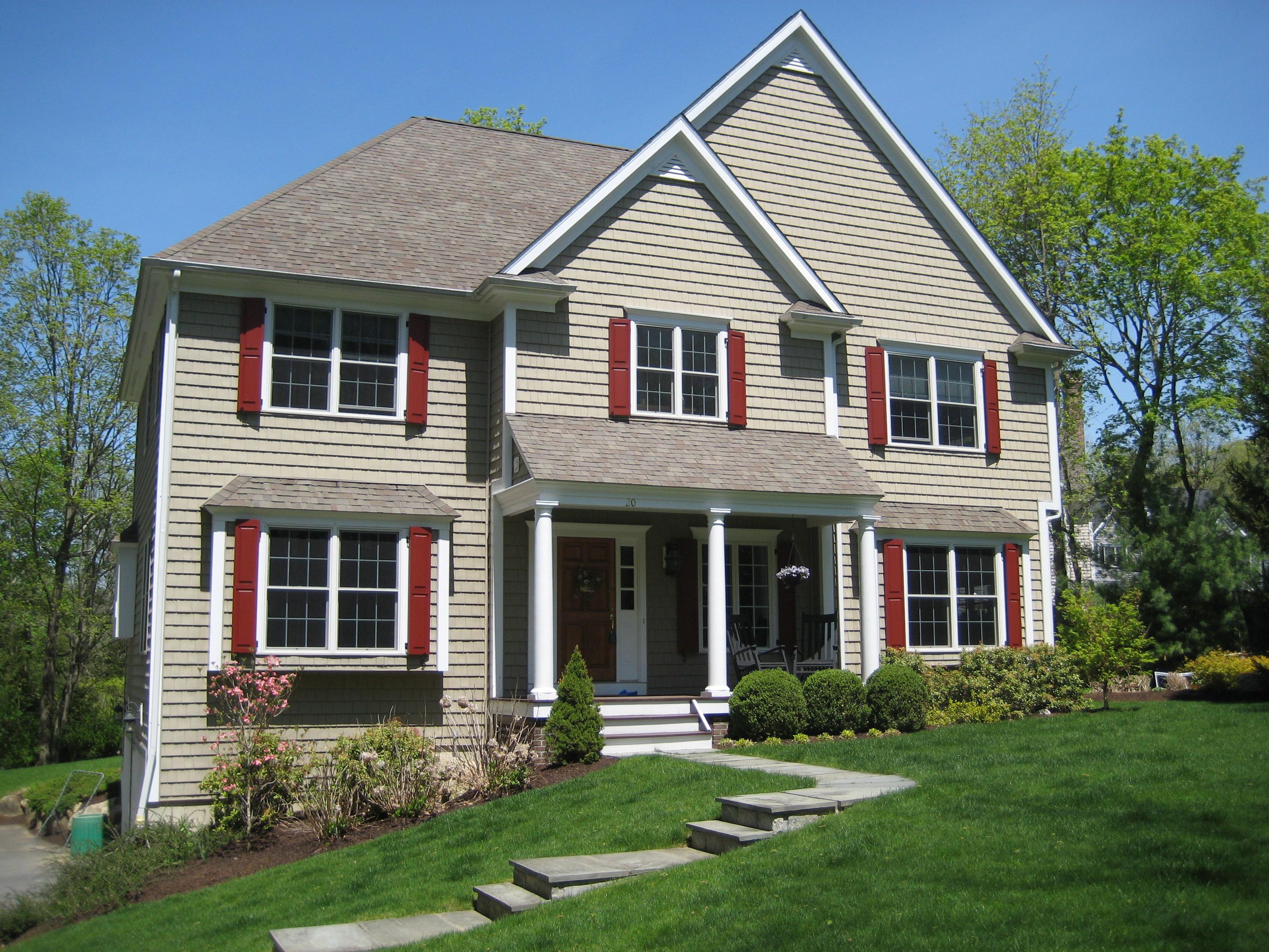 단독 가정 주택 용 매매 에 Coveted Walk to Town Location 20 Mulvaney Court Ridgefield, 코네티컷, 06877 미국