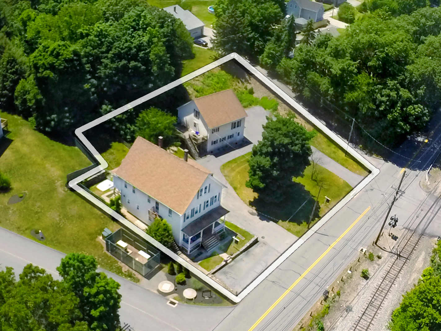 for Sale at Income producer with two buildings 88 Otrobando Ave Norwich, Connecticut, 06360 United States
