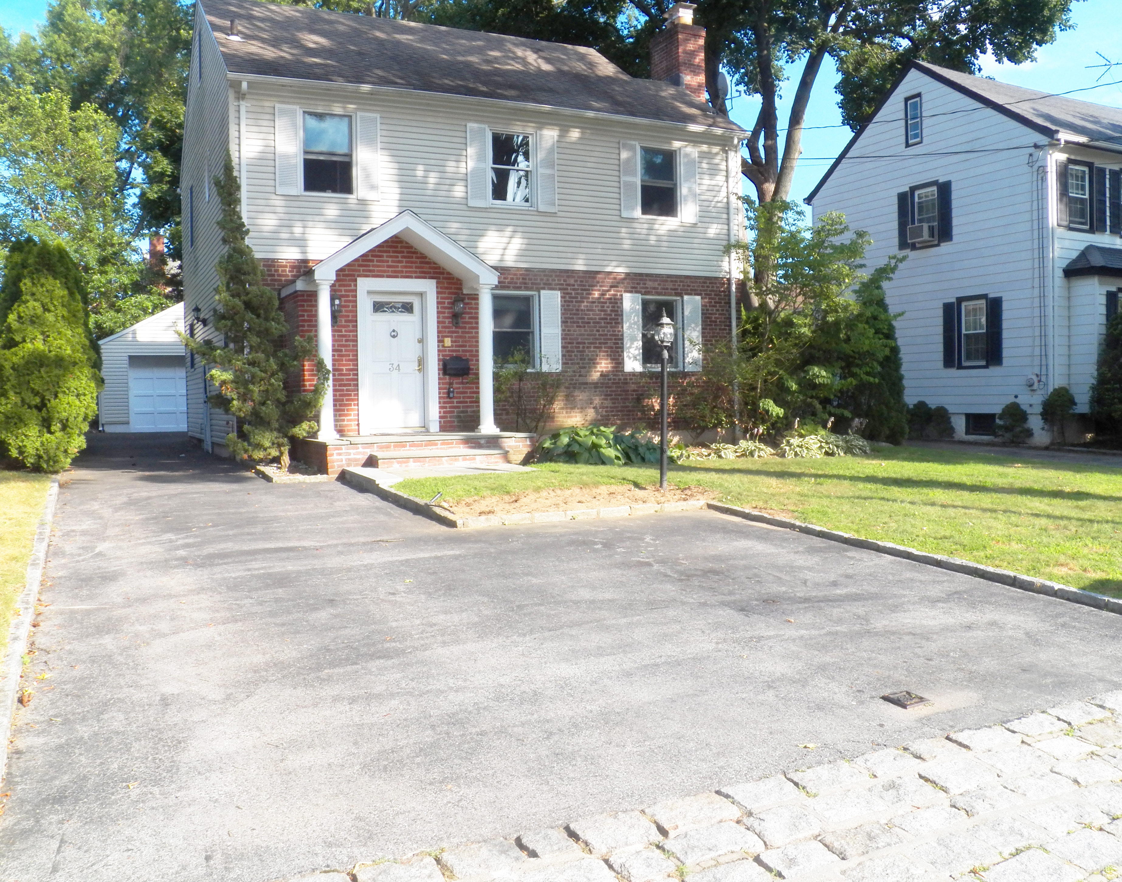 Single Family Home for Sale at Wilmont Park Colonial 34 Bradley Road Scarsdale, New York 10583 United States