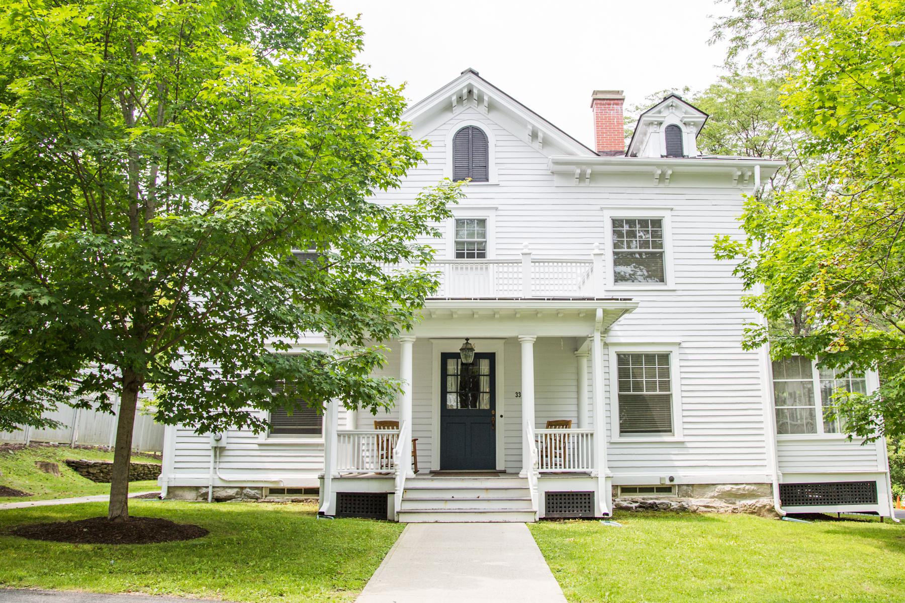 Property For Sale at Berkshires Splendor in the Heart of Lenox