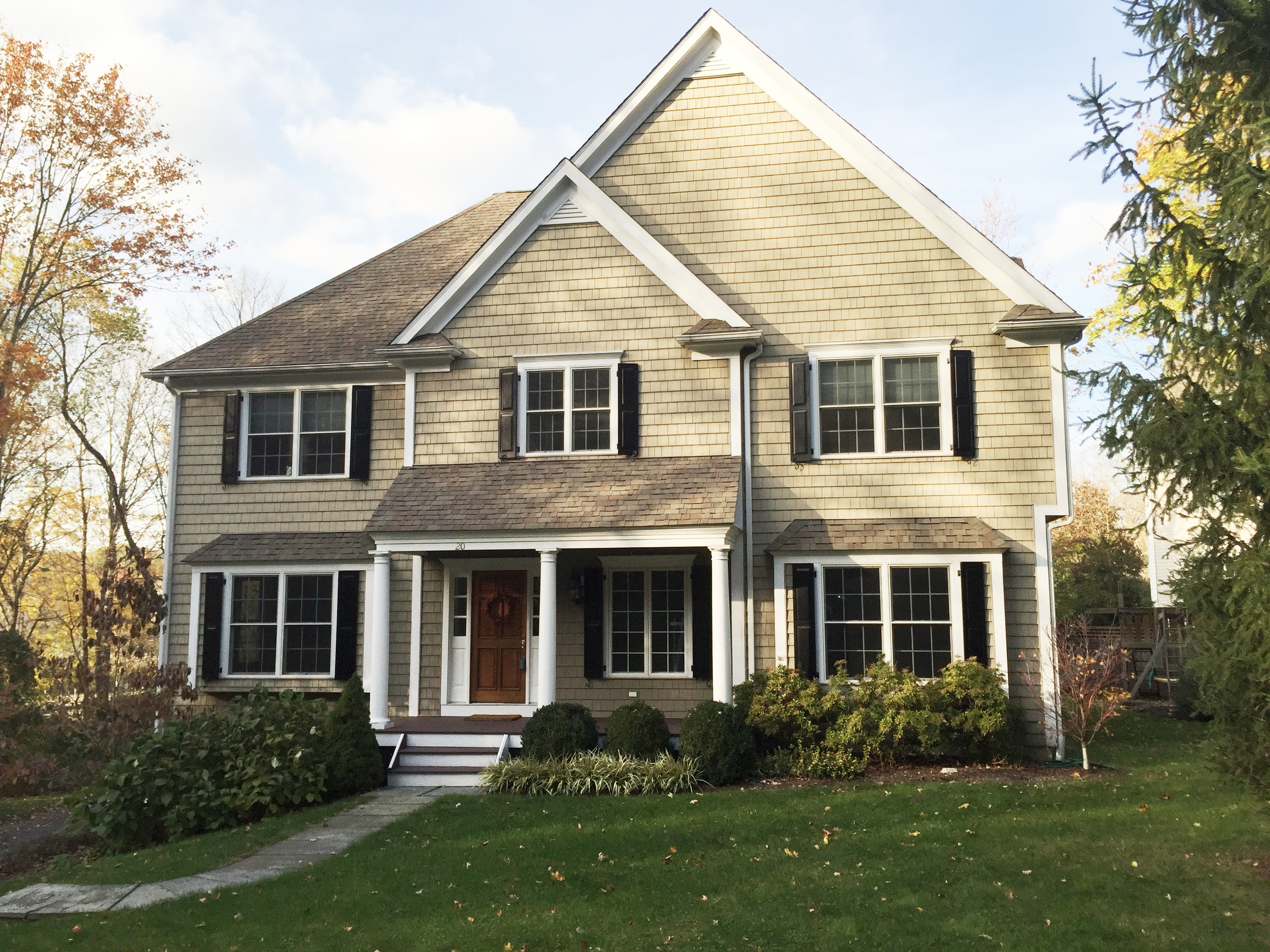 Single Family Home for Sale at Stylish, Updated Colonial 20 Mulvaney Court Ridgefield, Connecticut, 06877 United States