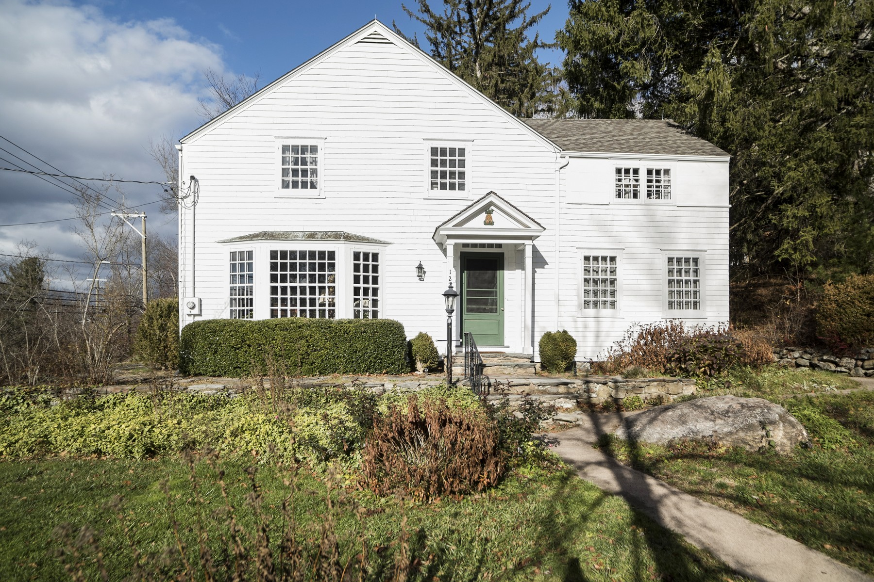 open-houses property at Enjoy the Charm of an Update 1830 Antique