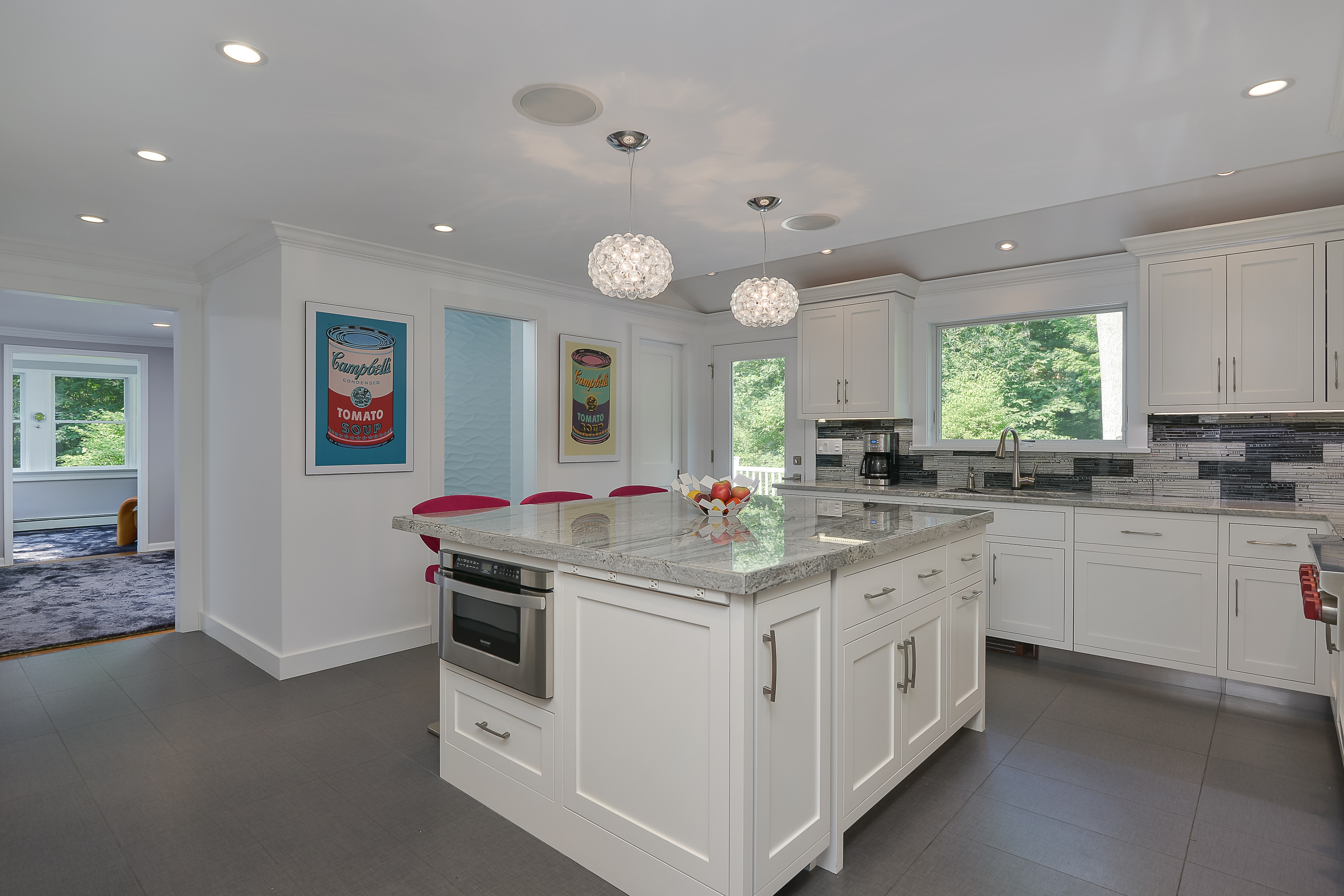 Single Family Home for Sale at The Art of Being Unique 1418 Riverbank Road Stamford, Connecticut, 06903 United States