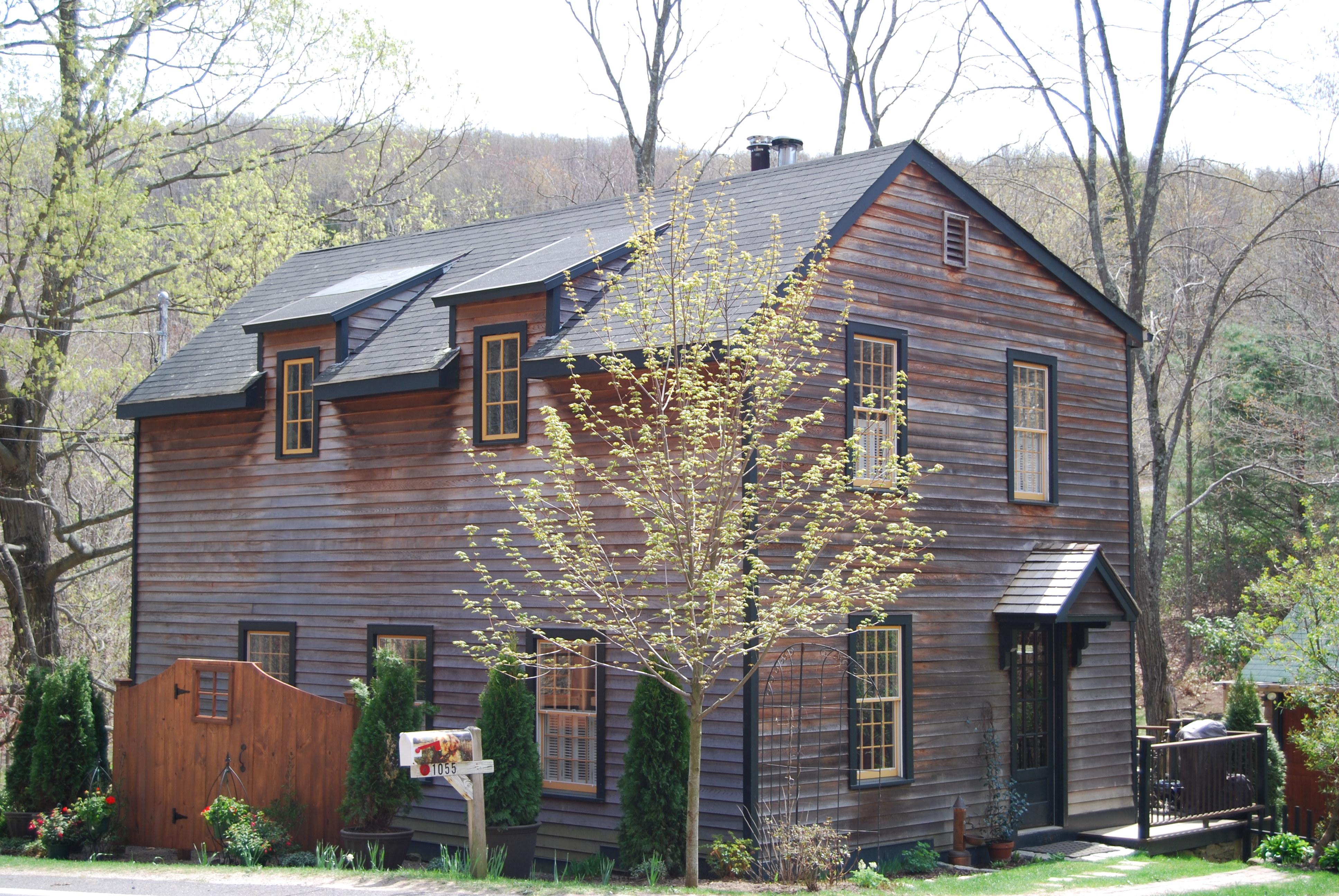 Casa Unifamiliar por un Venta en Meticulously Restored Saltbox 1055 Washington Woodbury Roxbury, Connecticut 06783 Estados Unidos