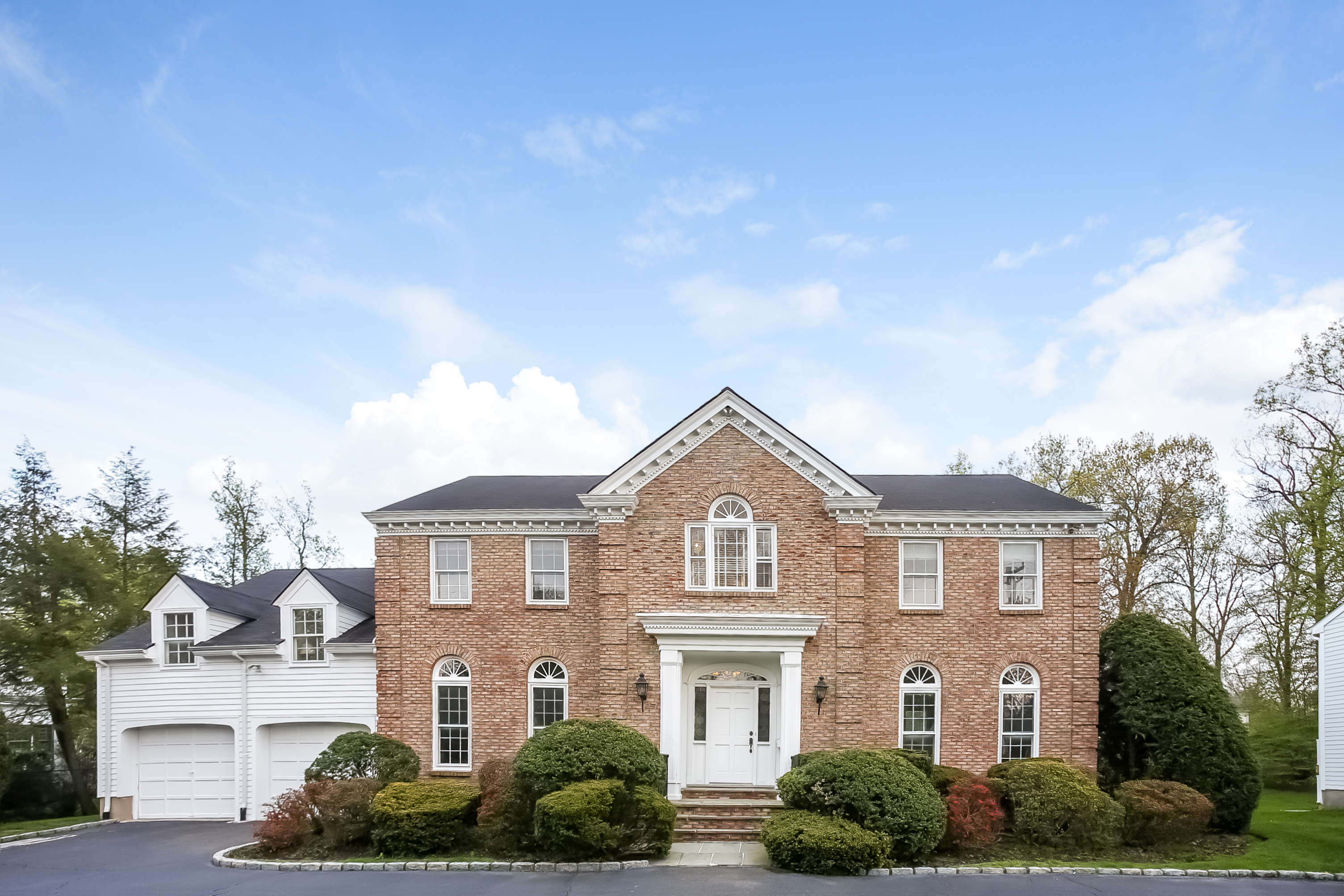Property Of Elegant Brick Colonial in Scarsdale