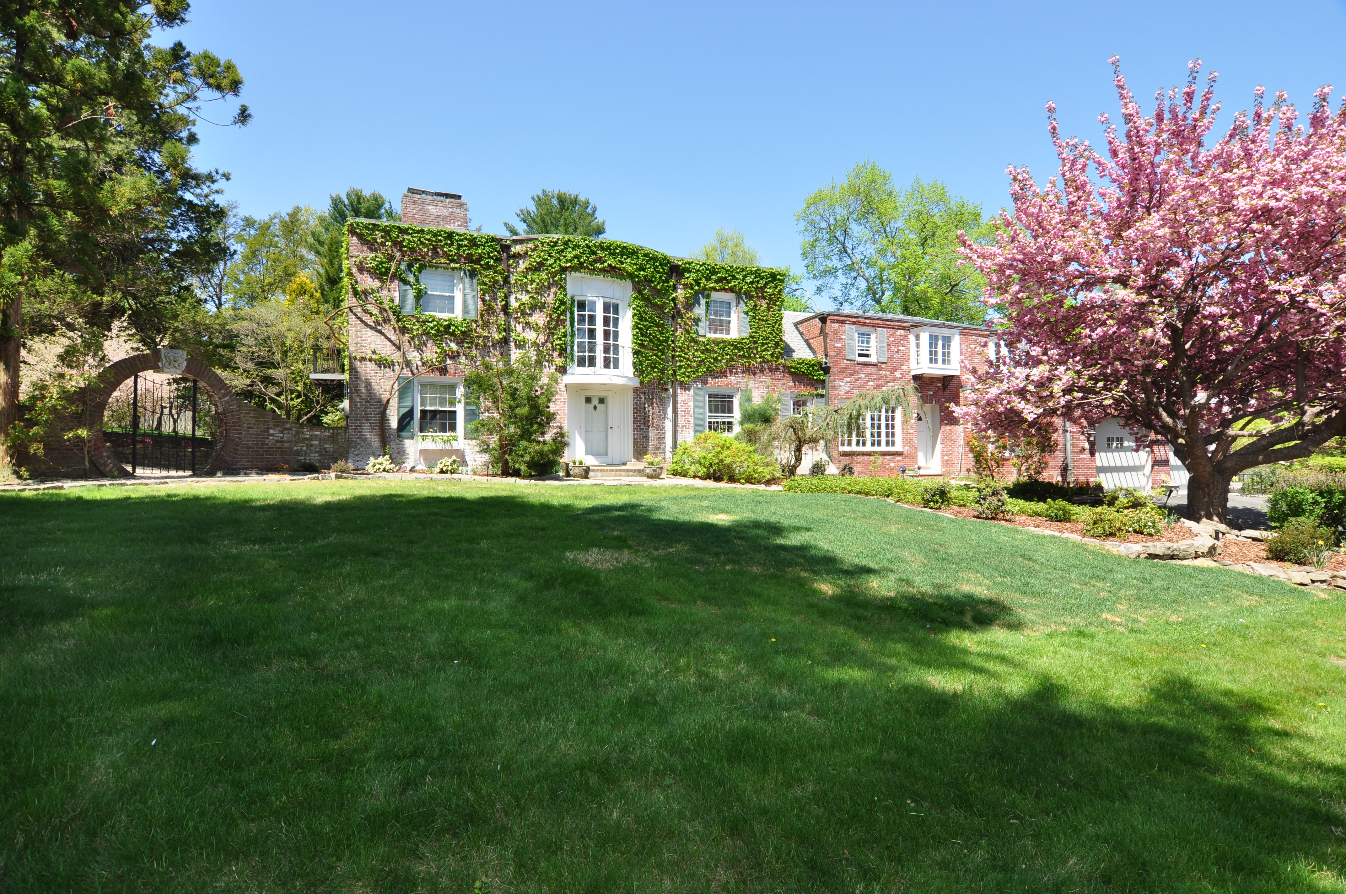 Property For Sale at Spectacular Brick Colonial