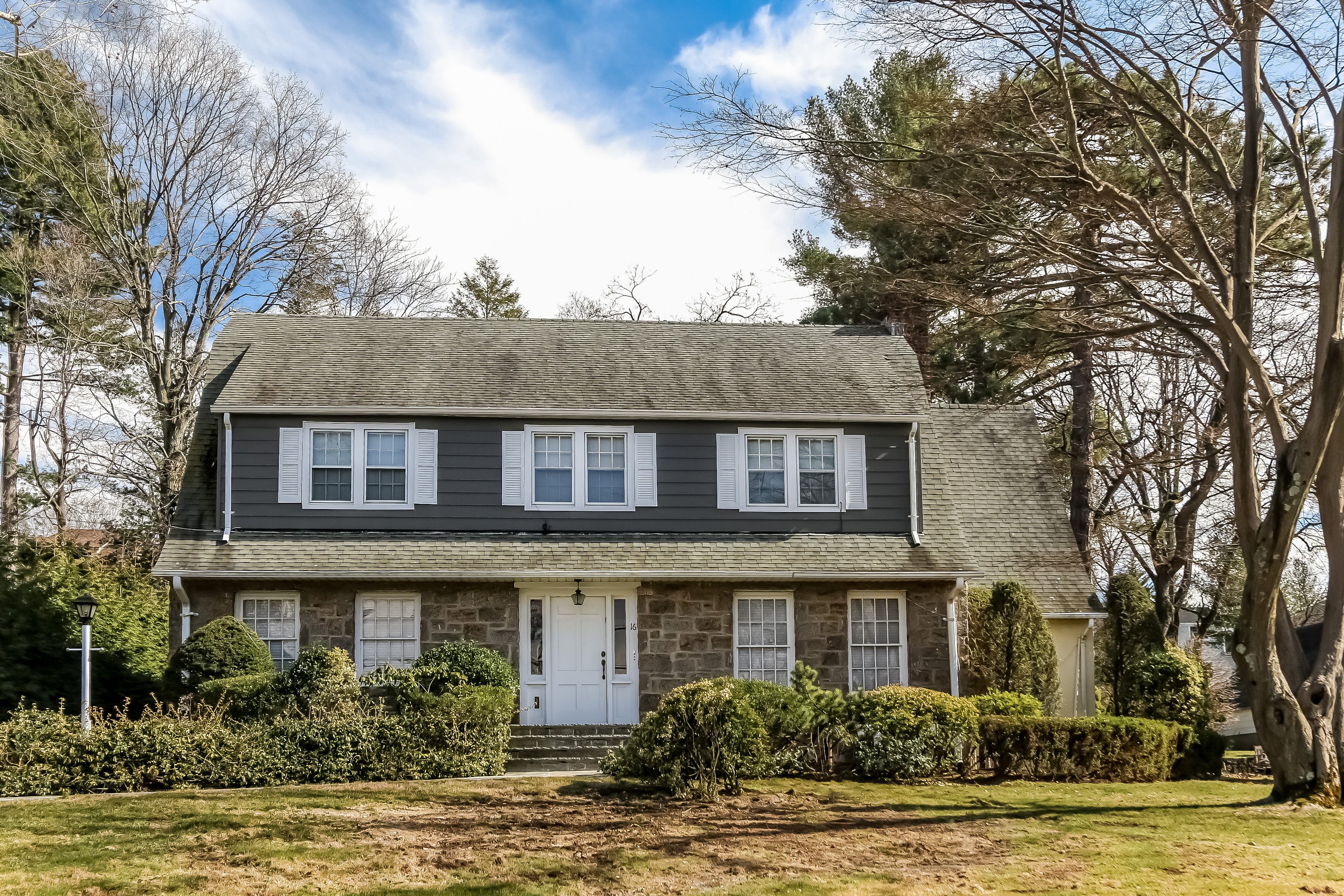 sales property at Charming Scarsdale Colonial