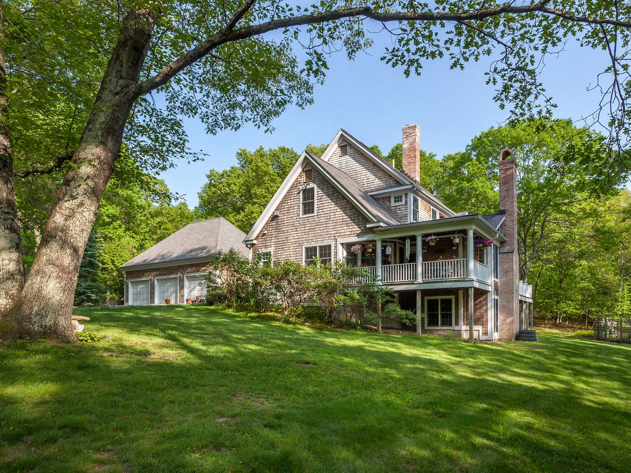 Casa Unifamiliar por un Venta en Stone Creek Manor 11 Farm Rd Roxbury, Connecticut, 06783 Estados Unidos