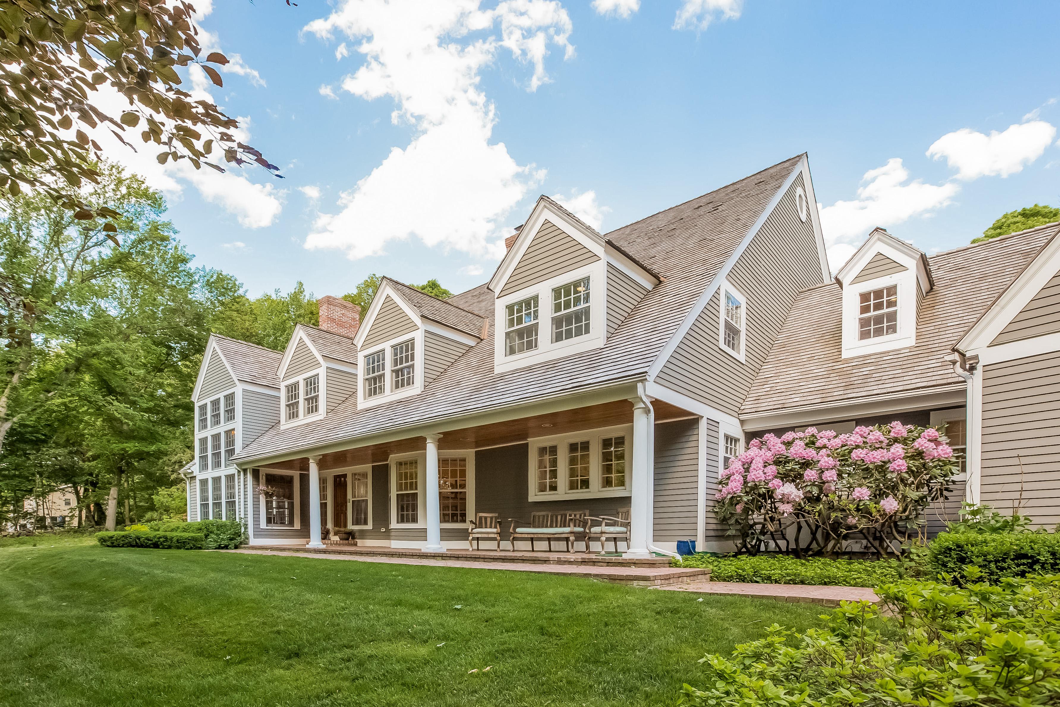 Casa para uma família para Venda às The Ultimate Lifestyle 3 Diamond Hill Lane Westport, Connecticut 06880 Estados Unidos