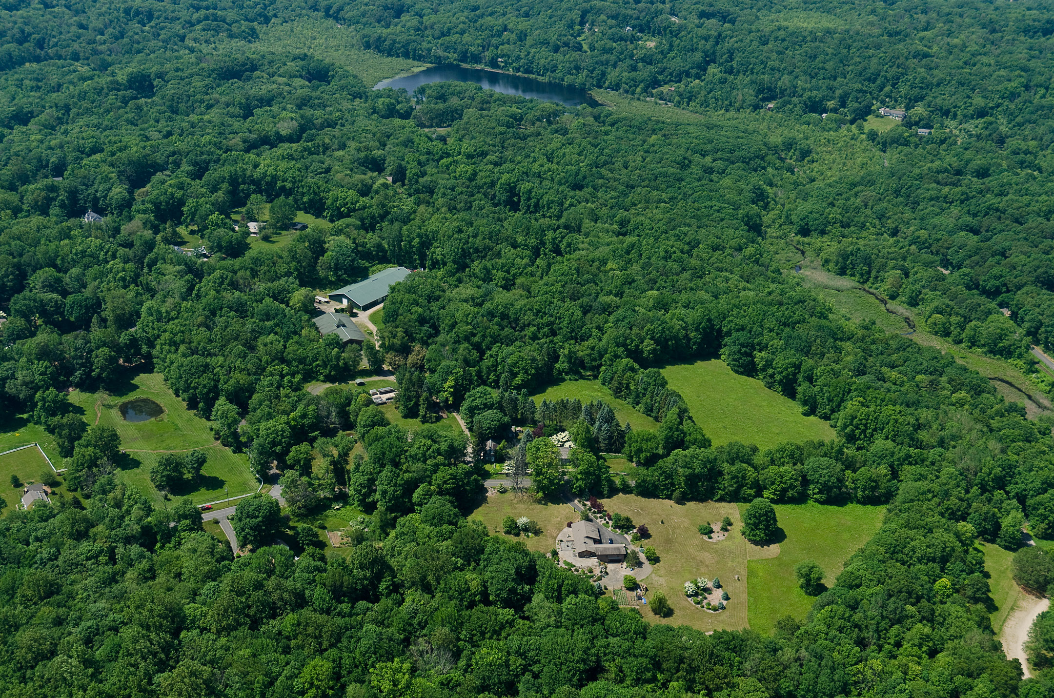 Land for Sale at Marchant Woods Subdivision - 12 Approved Parcels Lot 8 12 Marchant Road Redding, Connecticut 06896 United States