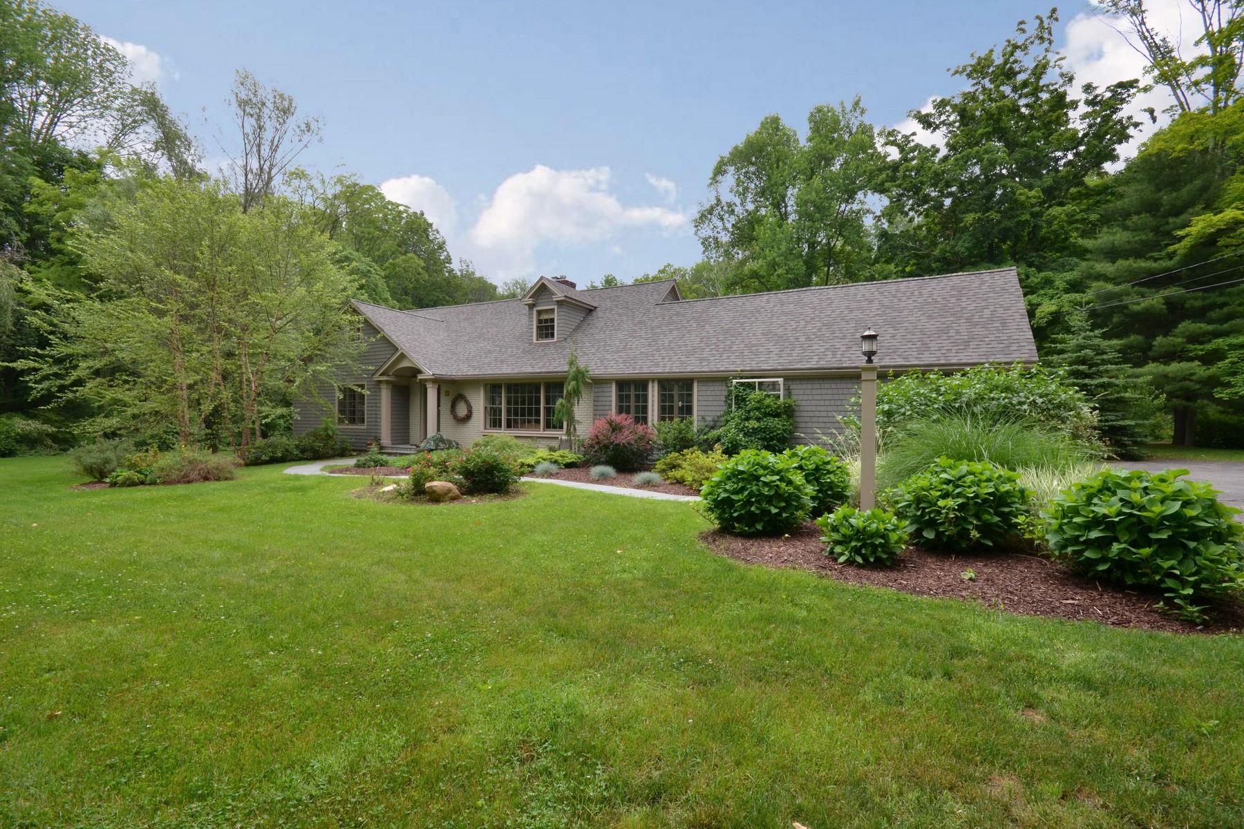 獨棟家庭住宅 為 出售 在 10 Diamond Hill Road Redding, 康涅狄格州 06896 美國
