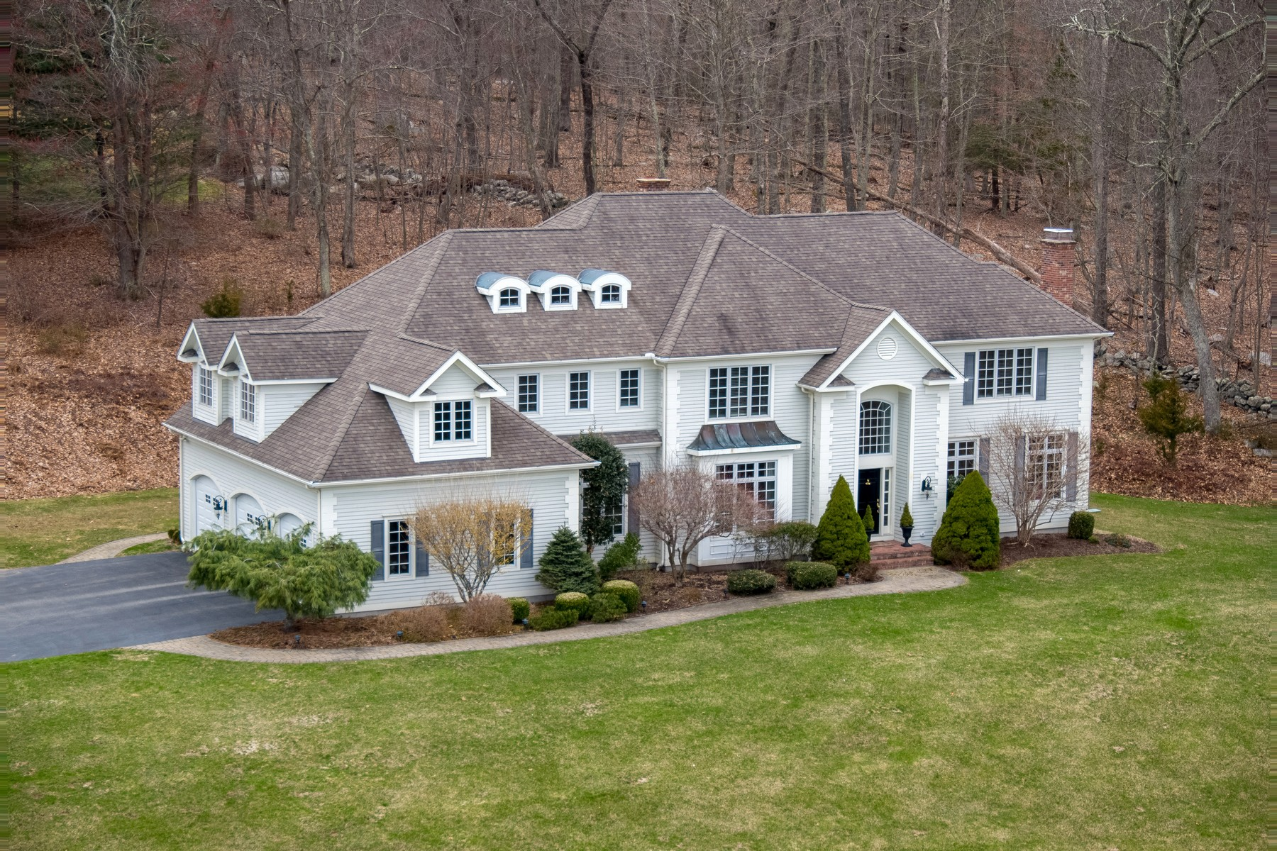 "Single Family Homes for Sale at ""Winterberry"" An Iconic Luxury Home 52 Winterberry Road Deep River, Connecticut 06417 United States"
