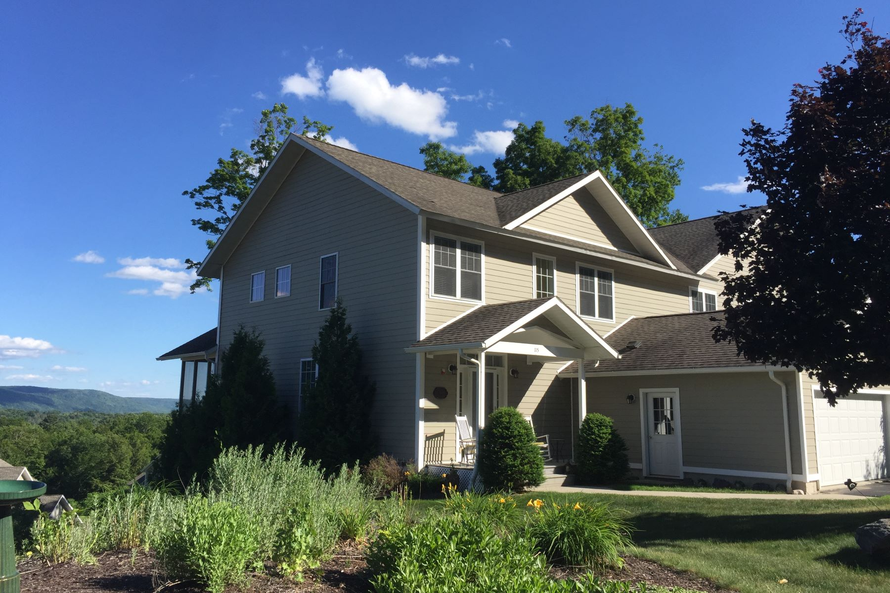 Single Family Home for Active at The Pines Condo with Mountain Views you Have Been Waiting For 115 Alpine Trail Pittsfield, Massachusetts 01201 United States