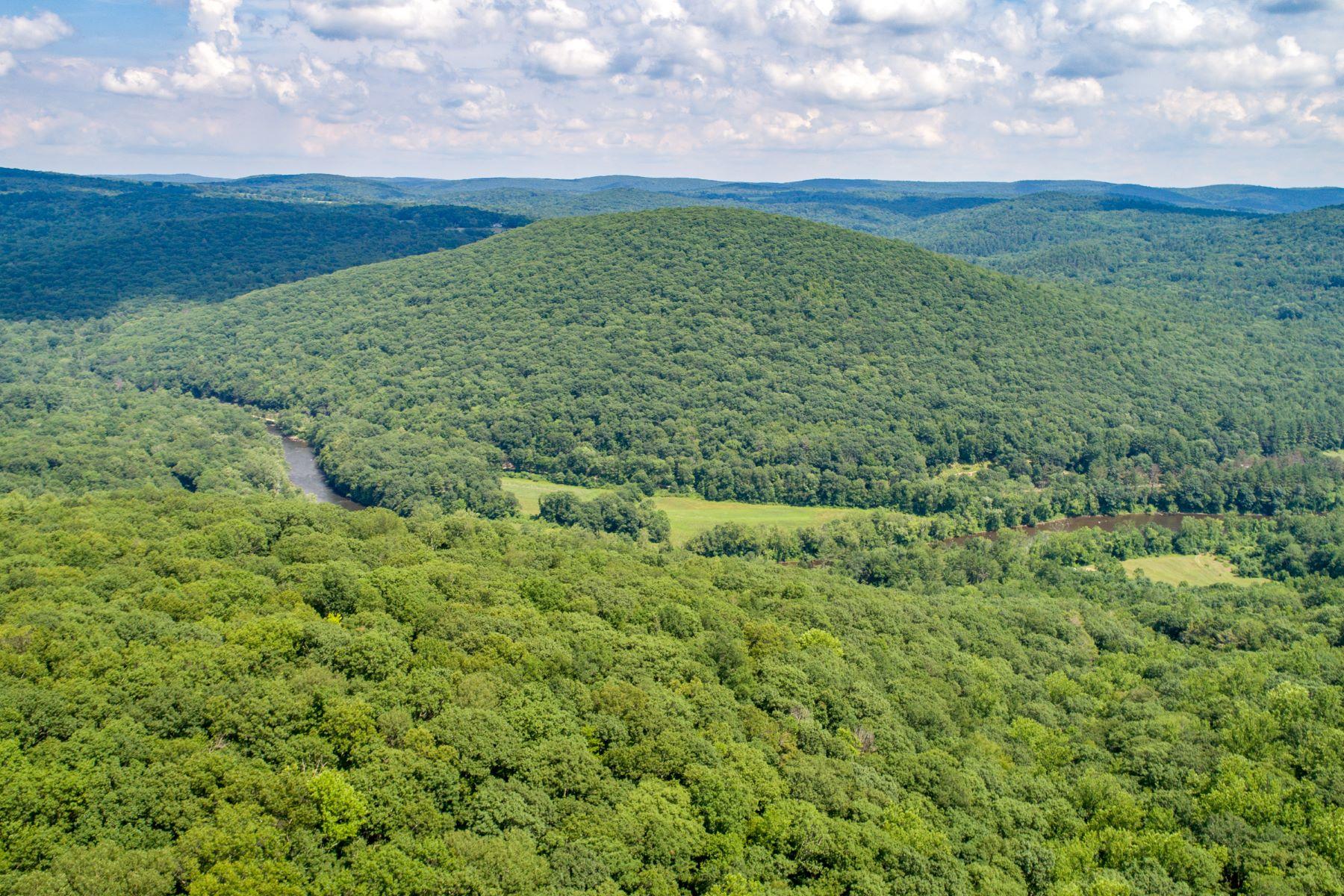 土地,用地 为 销售 在 Gorgeous Panoramic Views 00 Swaller Hill Road, 莎伦, 康涅狄格州 06069 美国