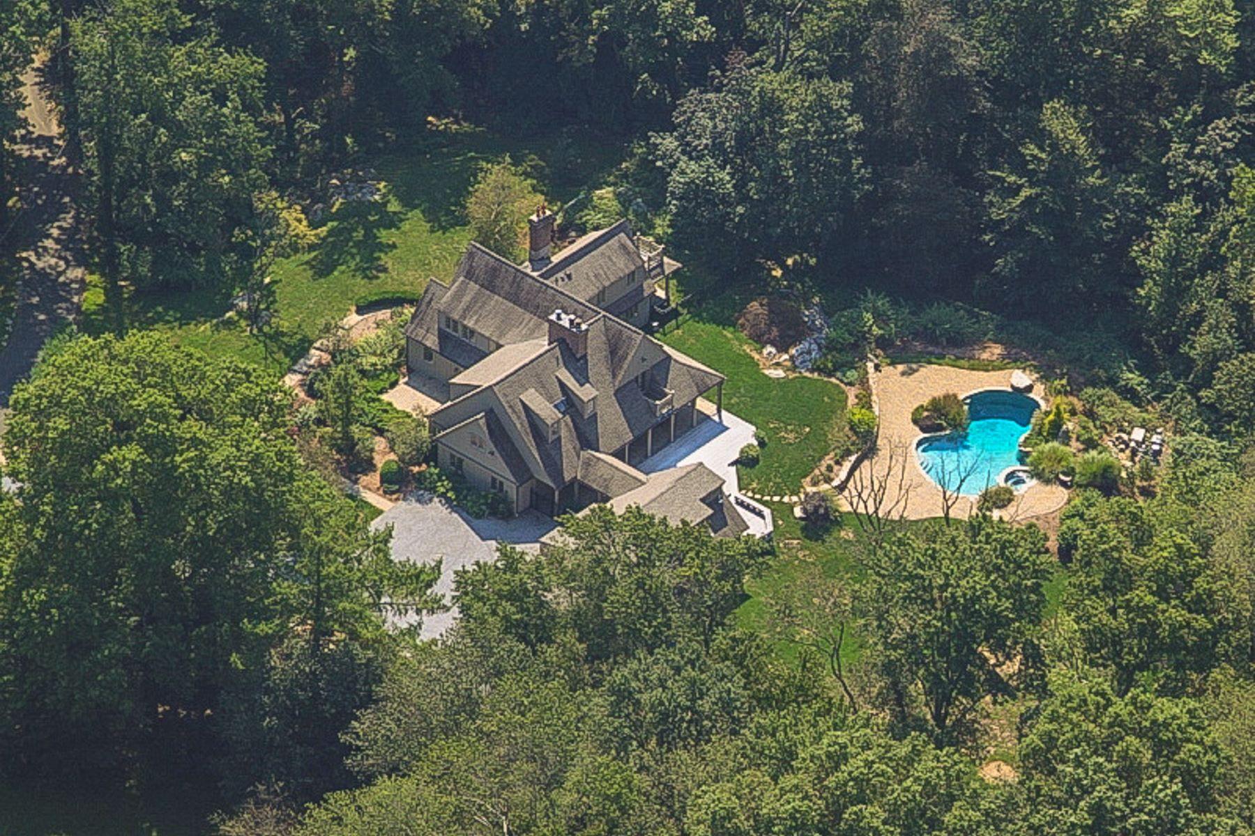 Частный односемейный дом для того Продажа на 3 Ridge Farms Road 3 Ridge Farms Road Norwalk, Коннектикут 06850 Соединенные Штаты