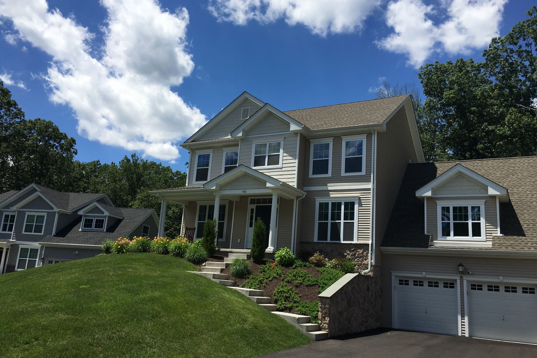 Single Family Home for Rent at Four Bedroom Colonial 460 Nutmeg Lane 460 Stratford, Connecticut 06614 United States