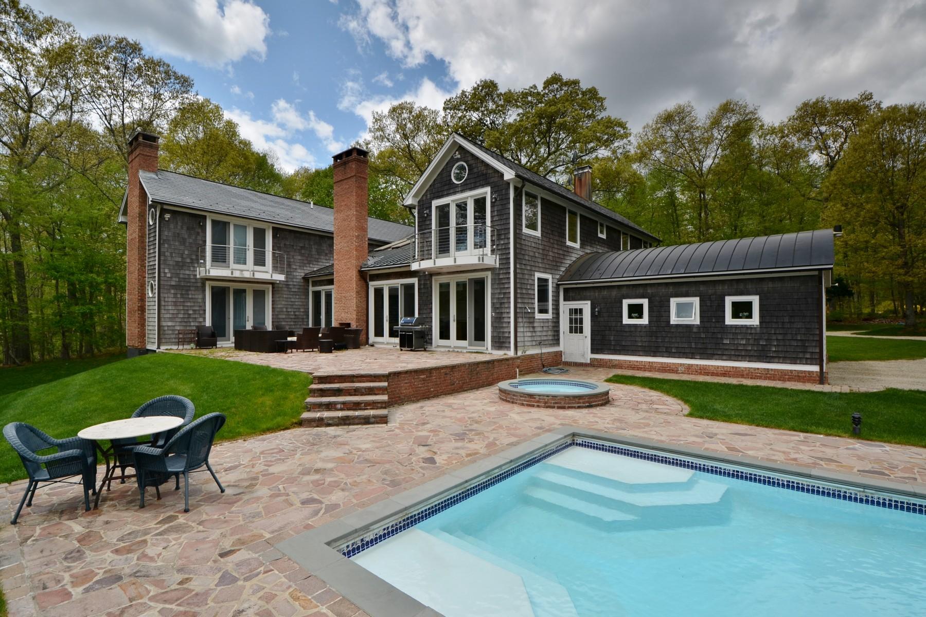 Einfamilienhaus für Verkauf beim Desirable Otter Cove on Quiet 2.71 Acres 36 Otter Cove Dr Old Saybrook, Connecticut, 06475 Vereinigte Staaten