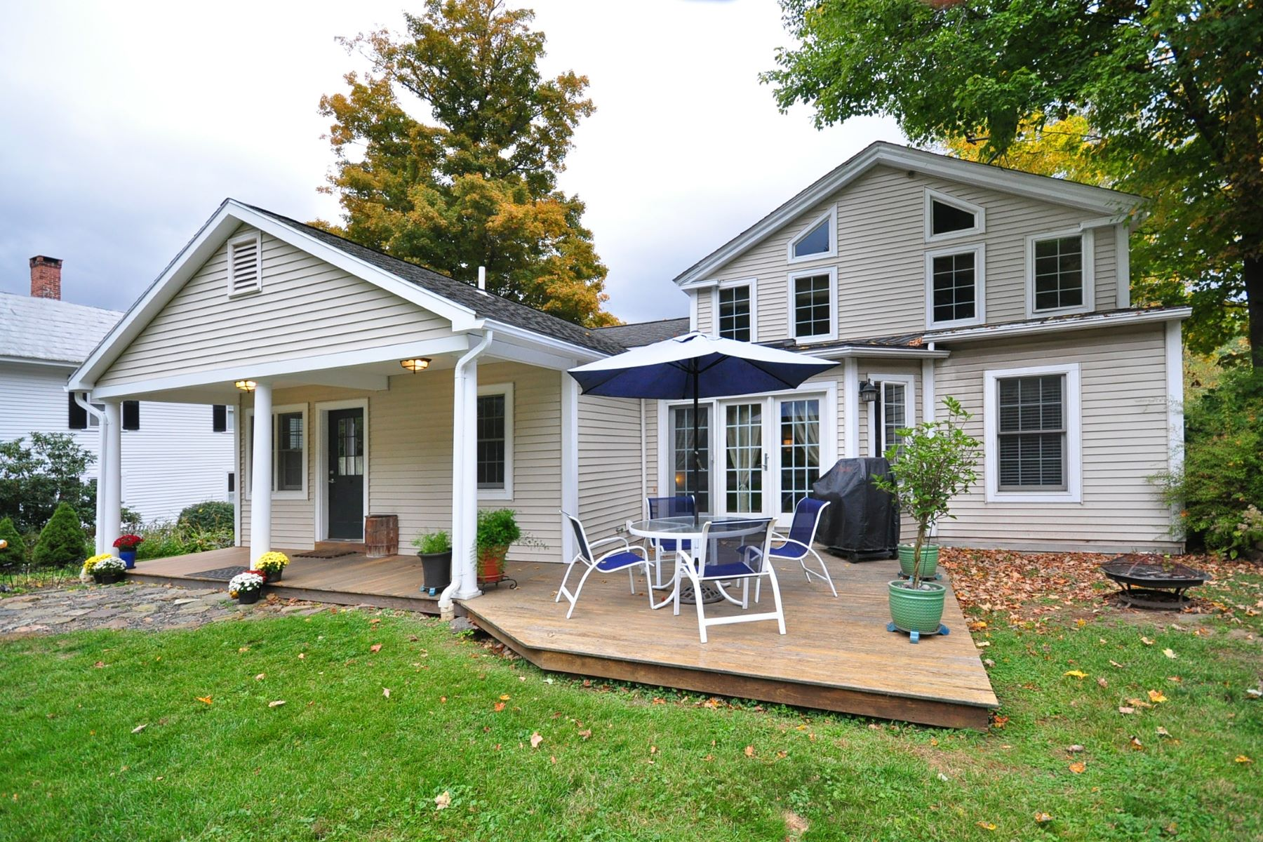 sales property at Adorable c 1860 Colonial Home with many extras