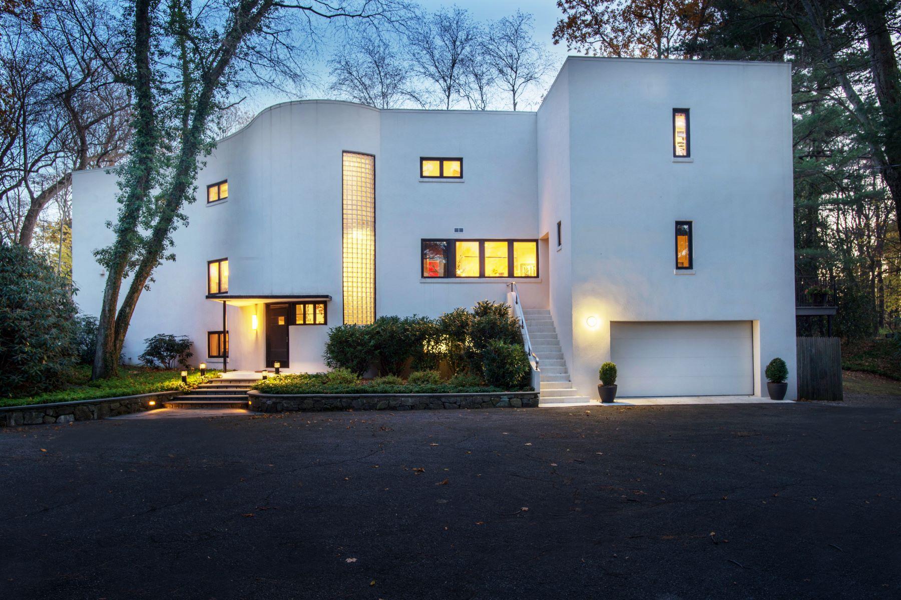 独户住宅 为 销售 在 27 Tory Hole Road 达连湾, 康涅狄格州, 06820 美国