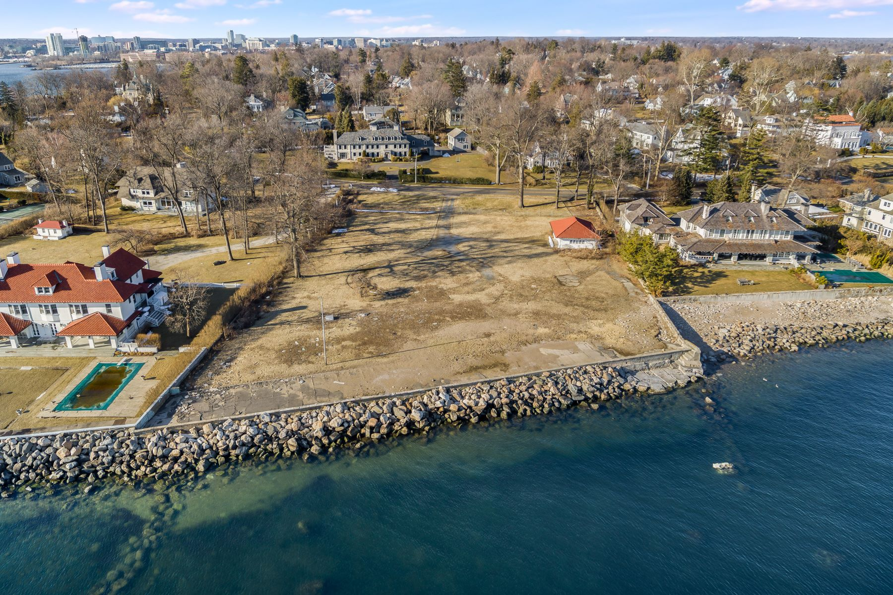 Land for Sale at 375 Ocean Drive West Stamford, Connecticut 06902 United States