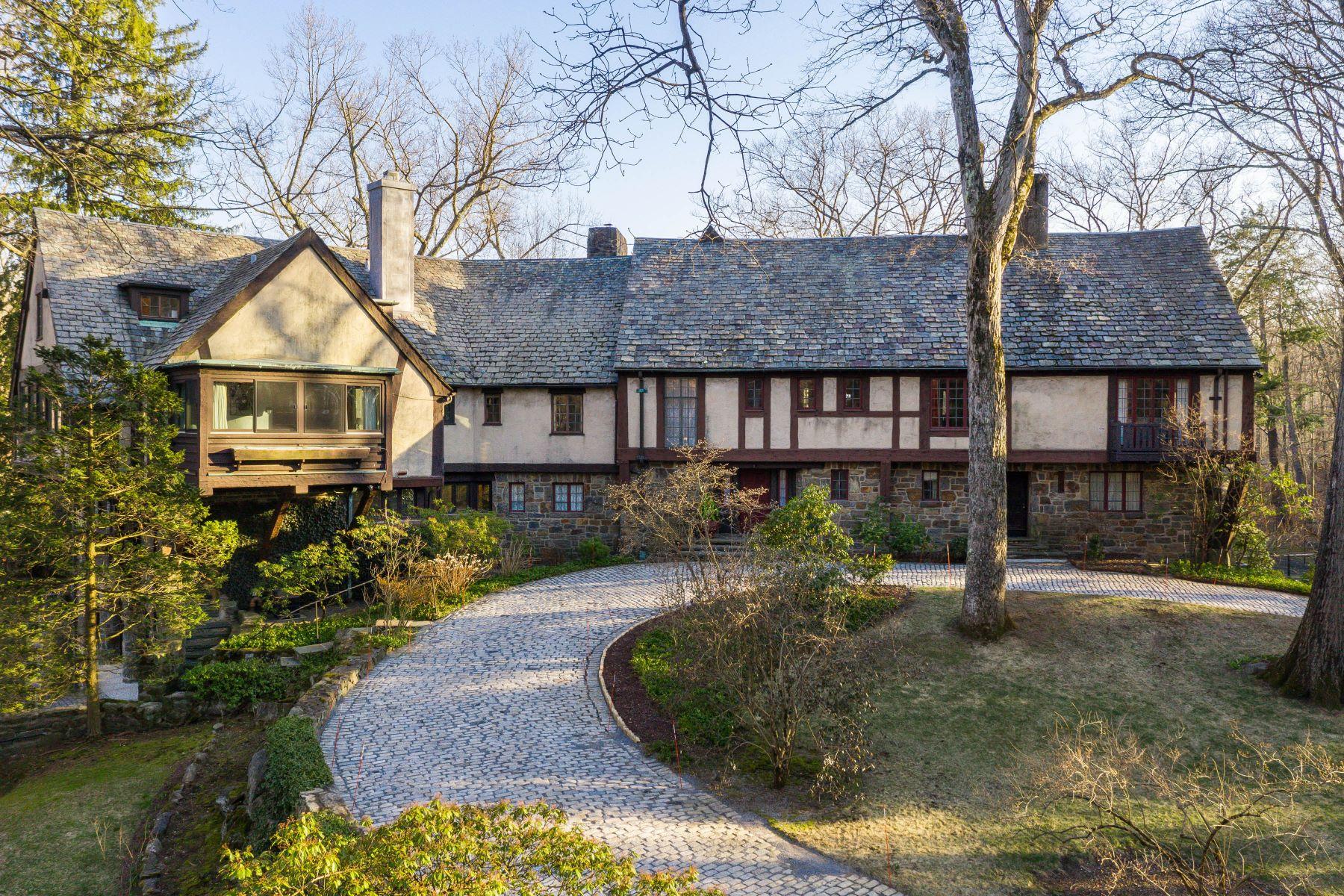 Maison unifamiliale pour l Vente à 335 Croton Dam Road 335 Croton Dam Road Ossining, New York 10562 États-Unis