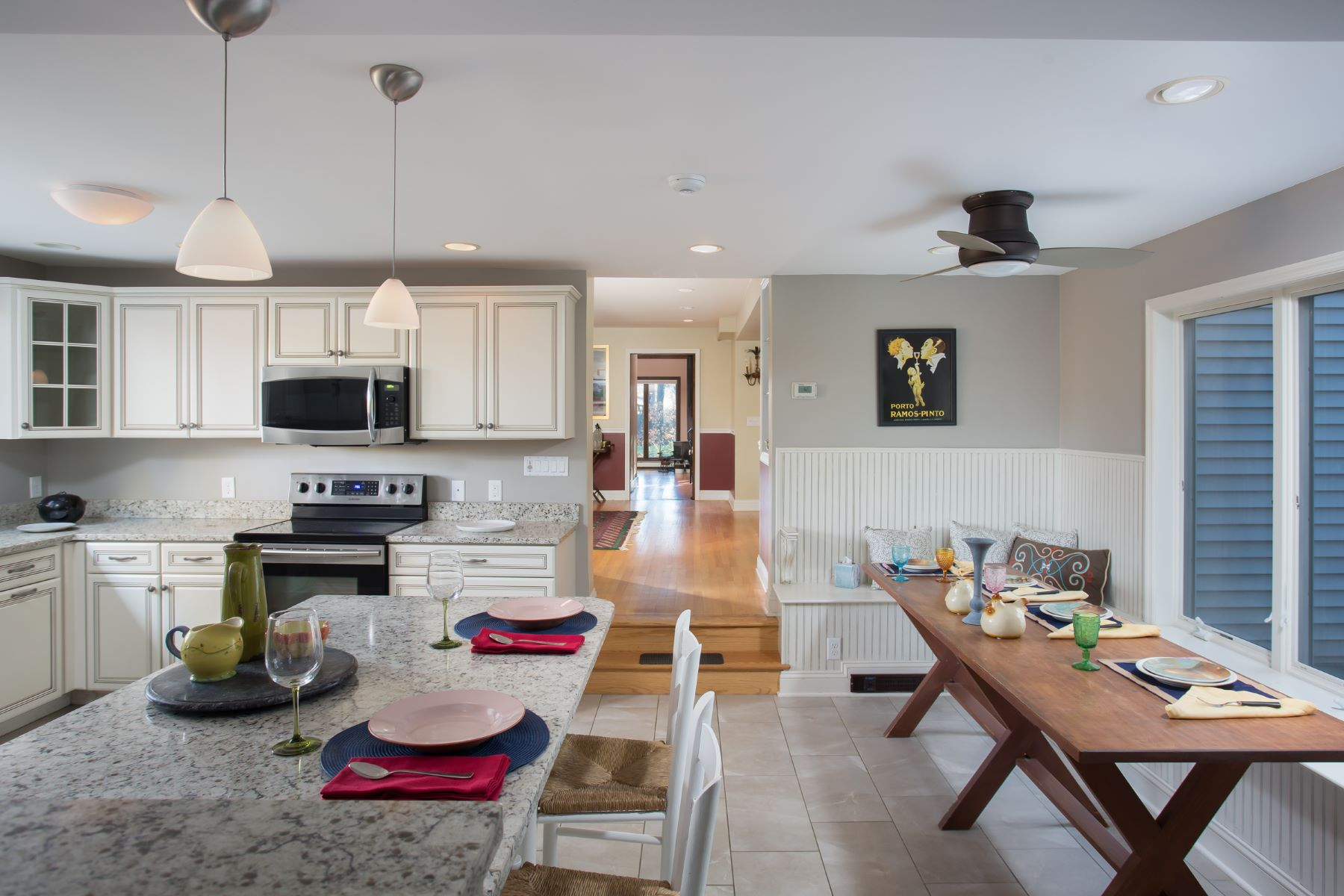 Single Family Home for Sale at Spacious, Centrally Located Contemporary 871 East St, Lenox, Massachusetts, 01240 United States