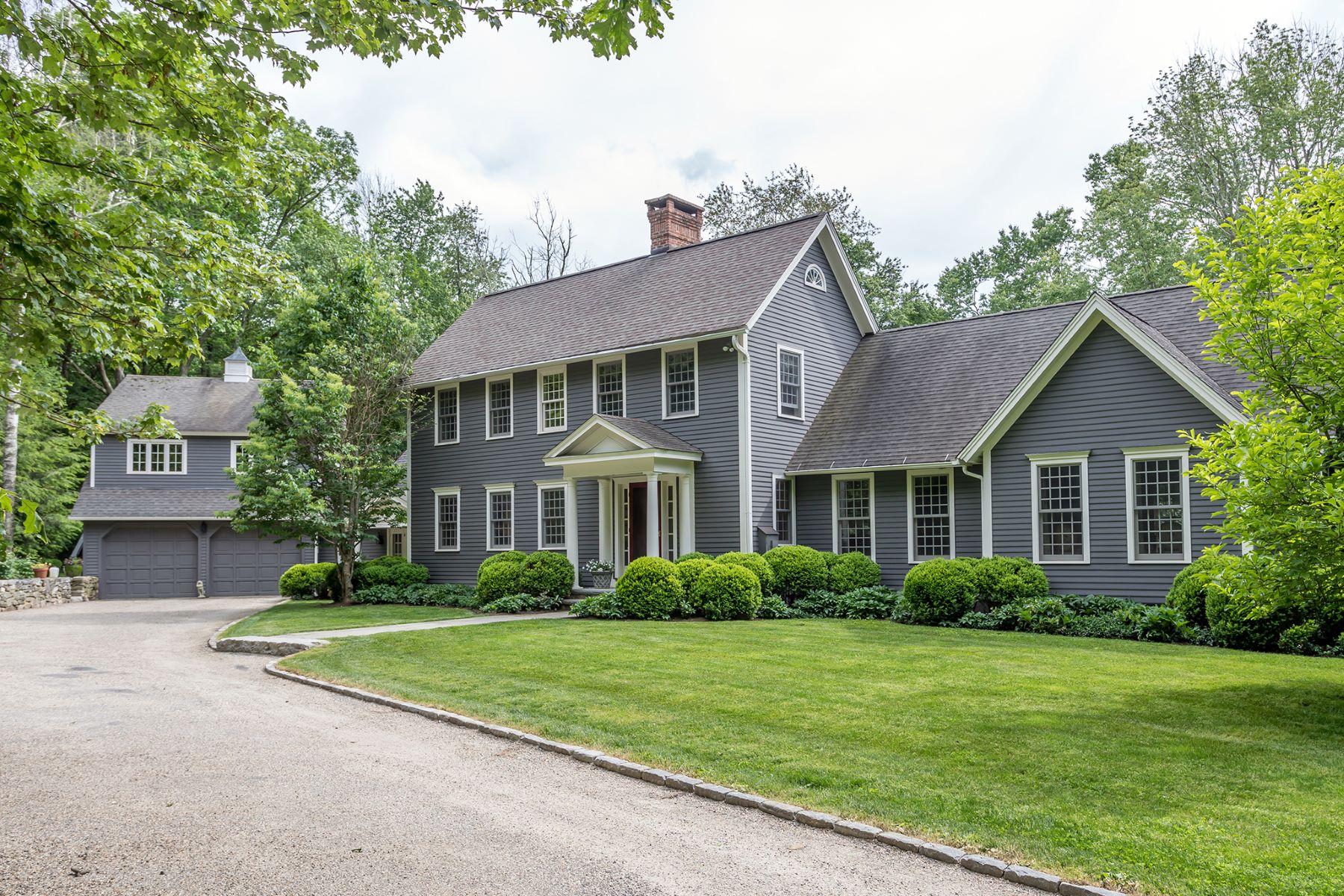 Single Family Homes для того Продажа на Bethlehem Single Family Bethlehem, Коннектикут 06751 Соединенные Штаты