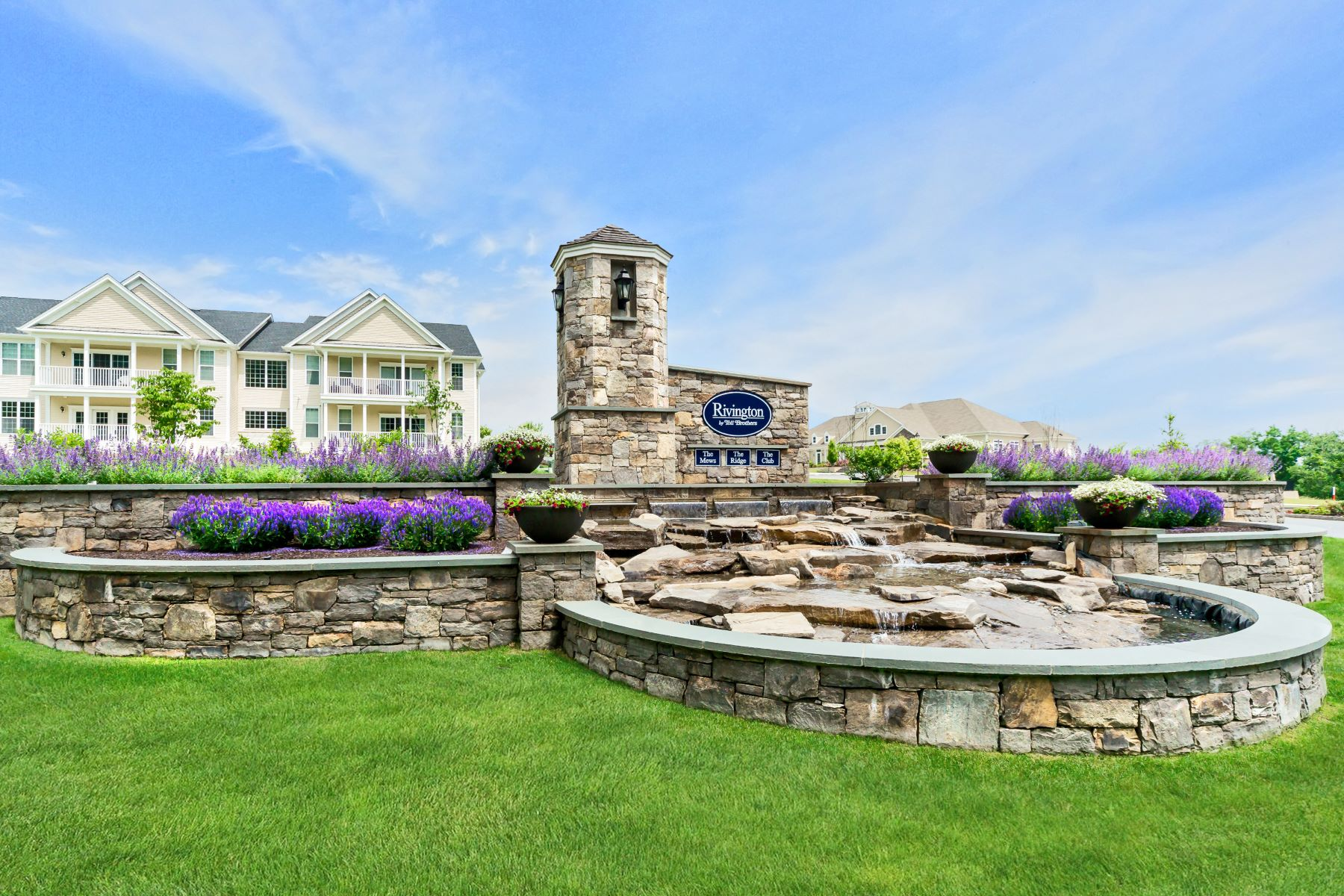 townhouses for Active at Stunning Portman Model 6 Winding Ridge Way 6 Danbury, Connecticut 06810 United States