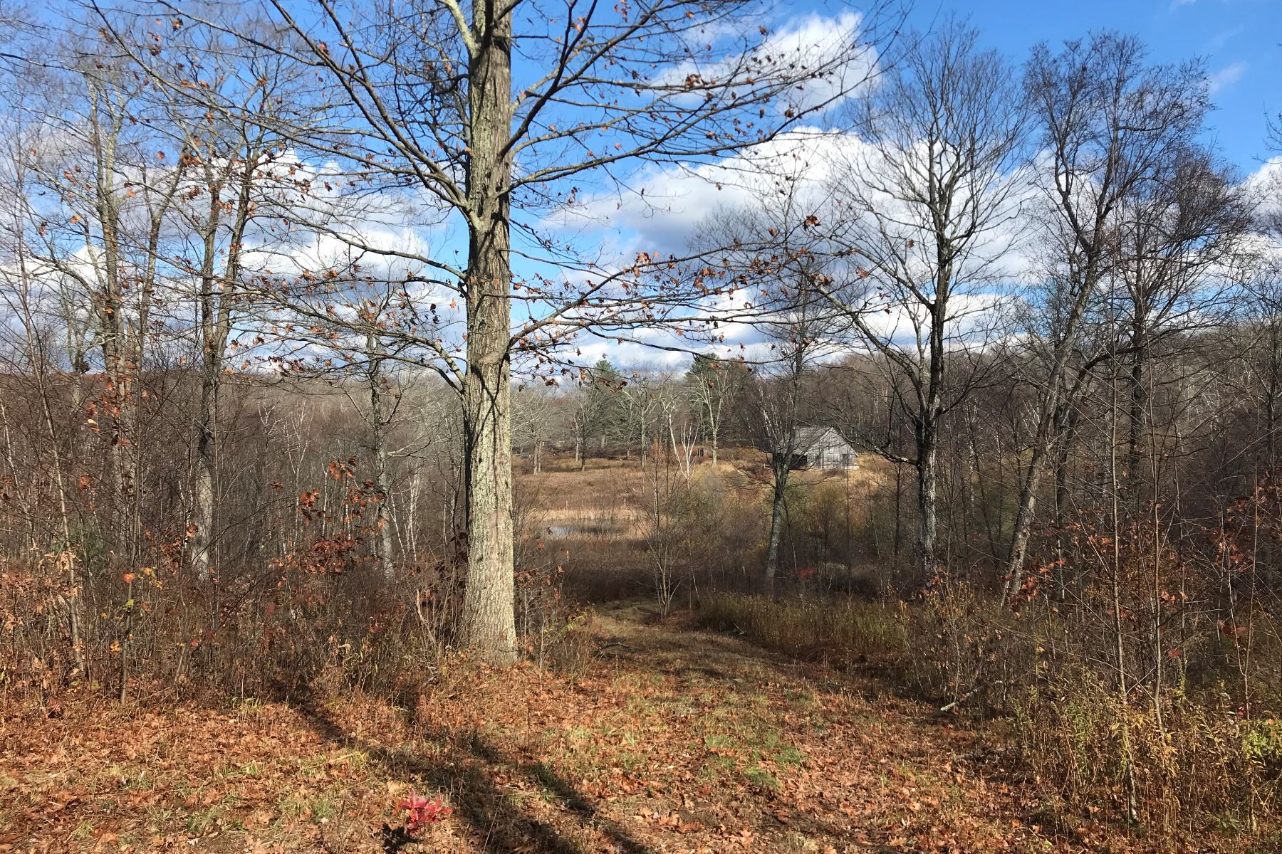 Land for Sale at Stunnng 50 acres with views 00 Brick School Road, Warren, Connecticut 06754 United States