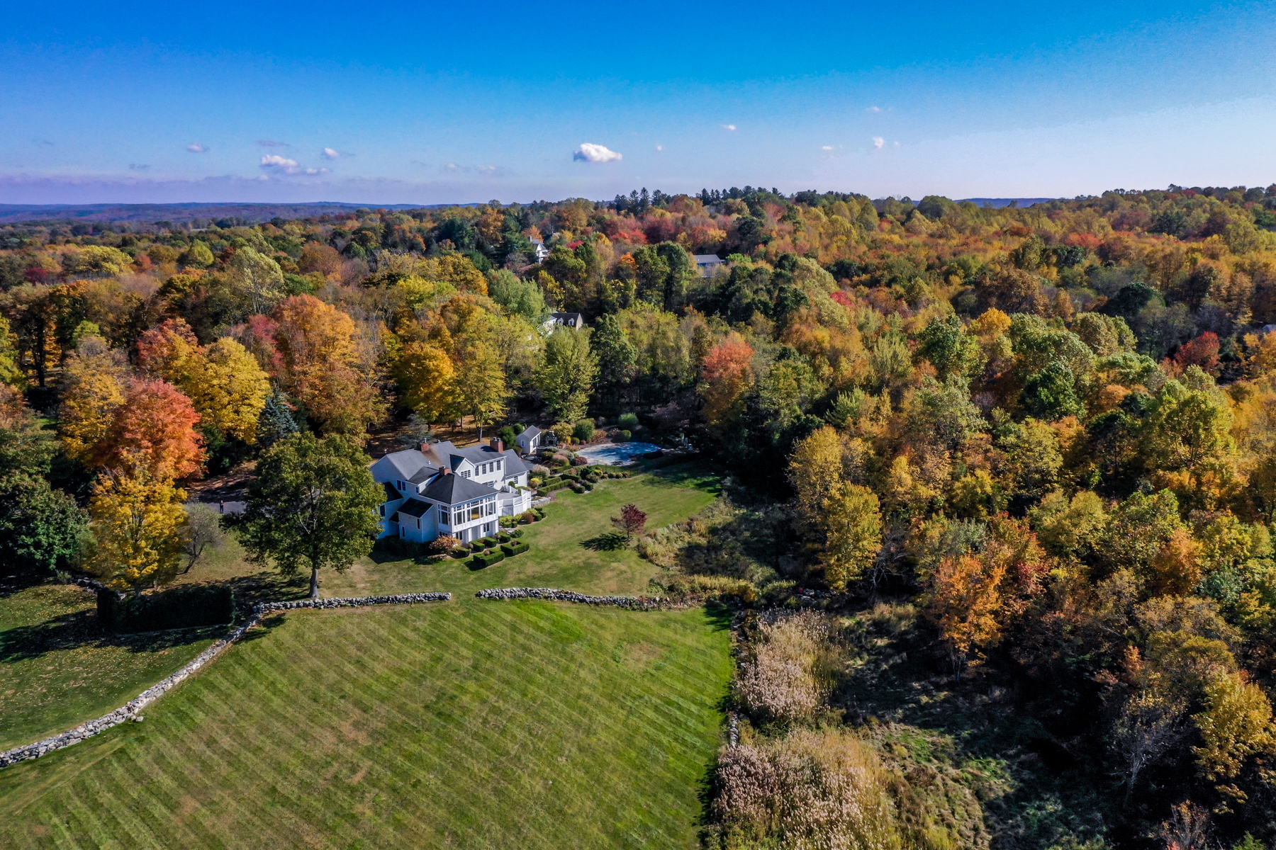 Single Family Homes for Sale at A Premier Opportunity 116a Tower Road Brookfield, Connecticut 06804 United States