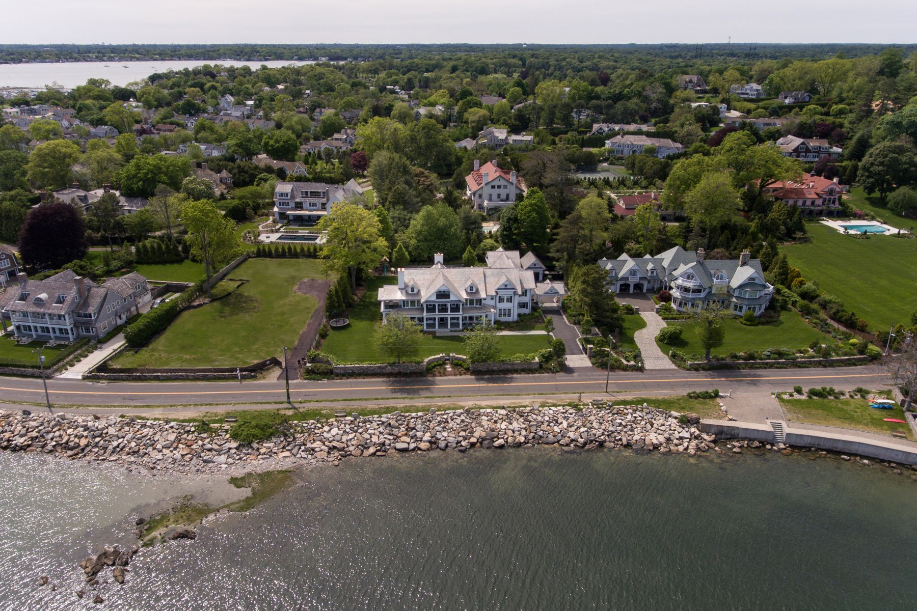 single family homes for Sale at The Ultimate in Casually Elegant Living 264 Hillspoint Road, Westport, Connecticut 06880 United States
