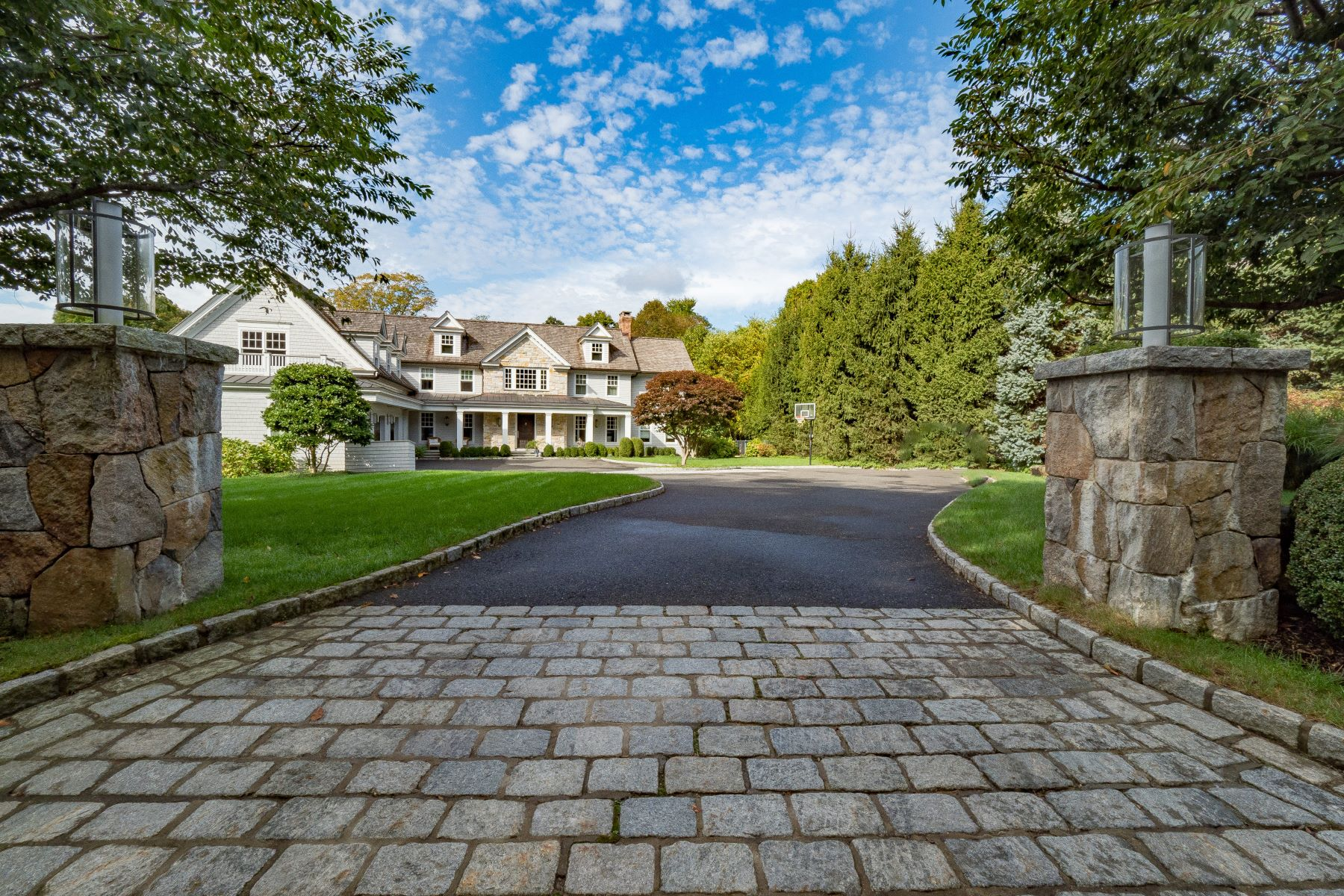 Single Family Home for Sale at Incomparable Westport Estate 4 & 6 Cob Drive, Westport, Connecticut, 06880 United States