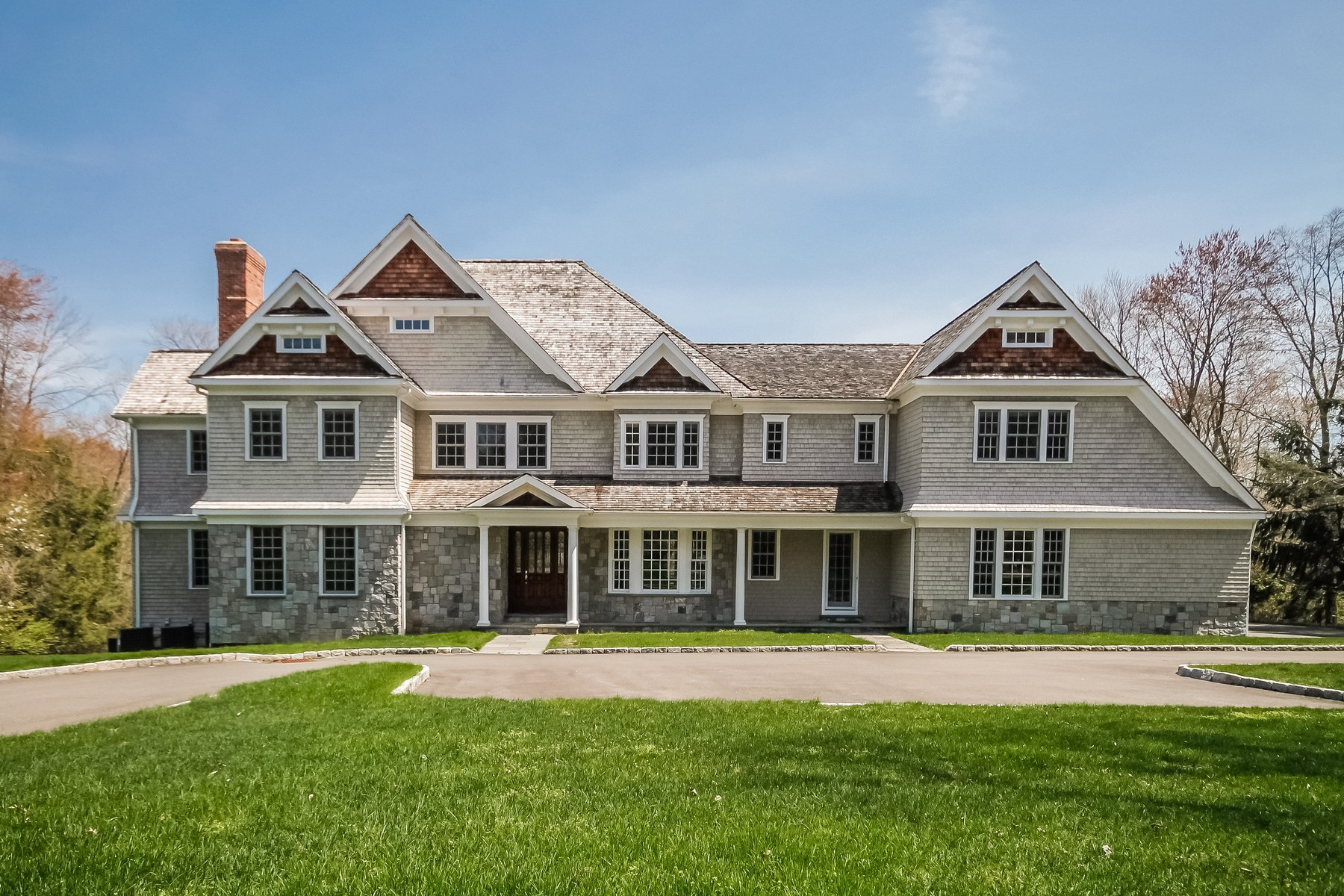 Casa Unifamiliar por un Venta en Exquisite Old Hill Colonial 38 Crawford Road Westport, Connecticut 06880 Estados Unidos