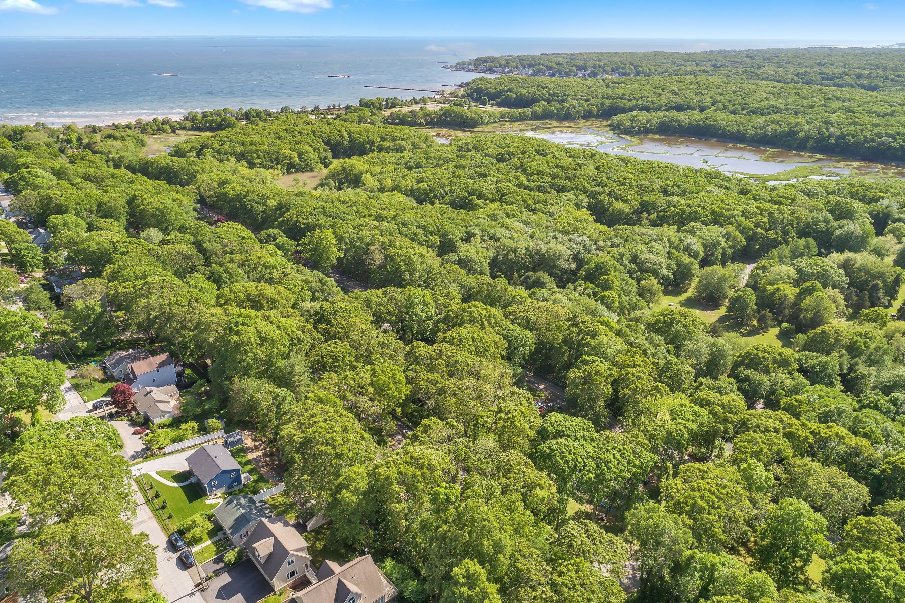 Land for Sale at Build Your Year Round Home in Giants Neck 115 Edge Hill Road East Lyme, Connecticut 06357 United States