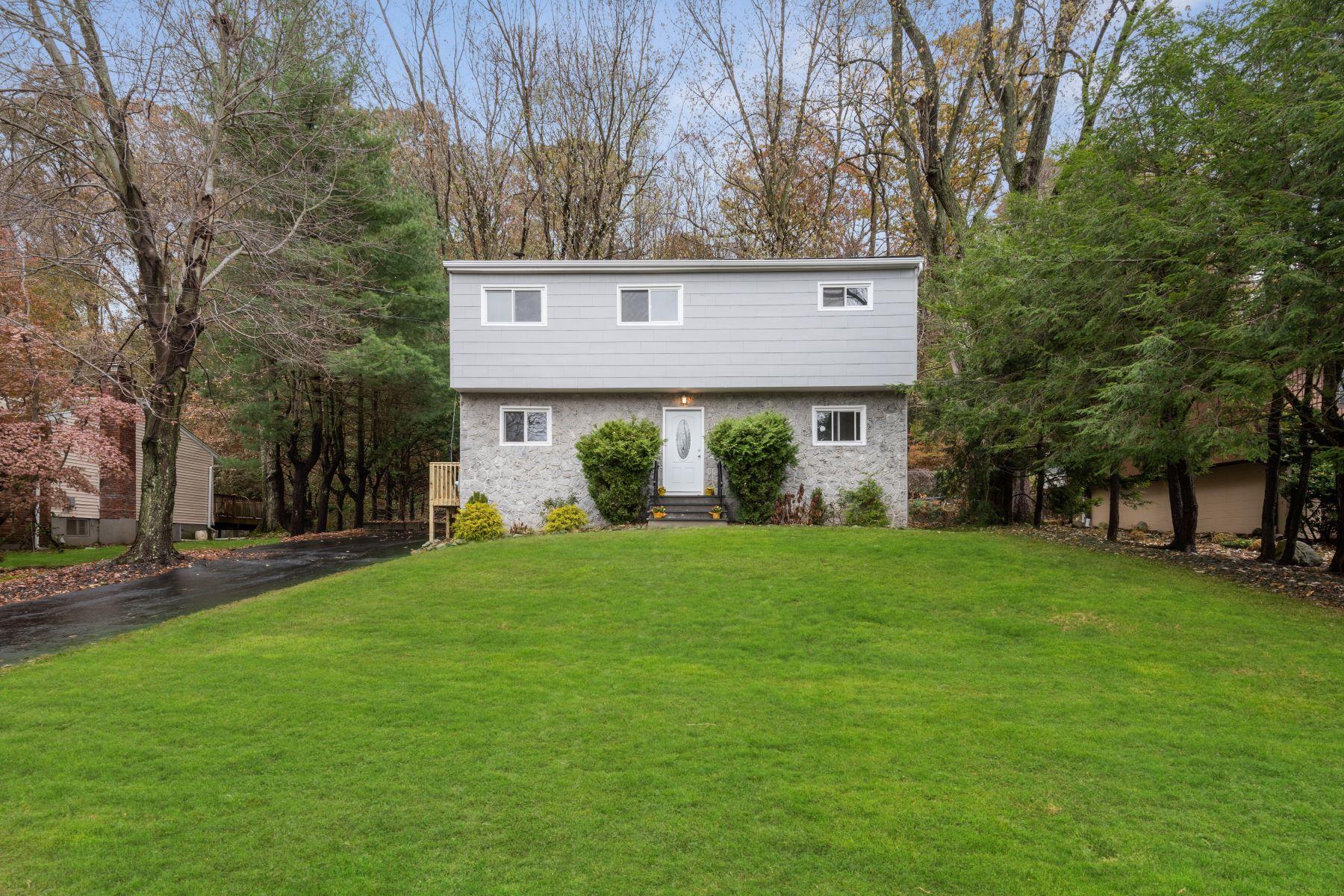 Single Family Homes for Sale at Newly Renovated Center Hall Colonial 68 Greenwood Lane White Plains, New York 10607 United States