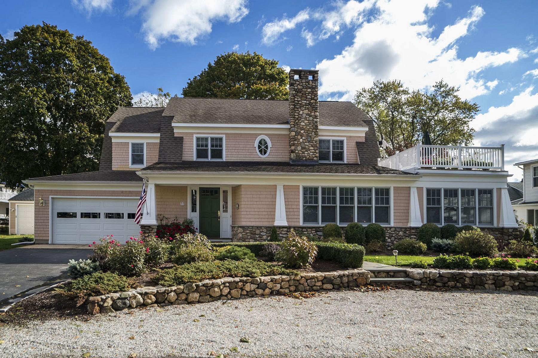 Villa per Vendita alle ore 37 Woodlawn Avenue Madison, Connecticut, 06443 Stati Uniti