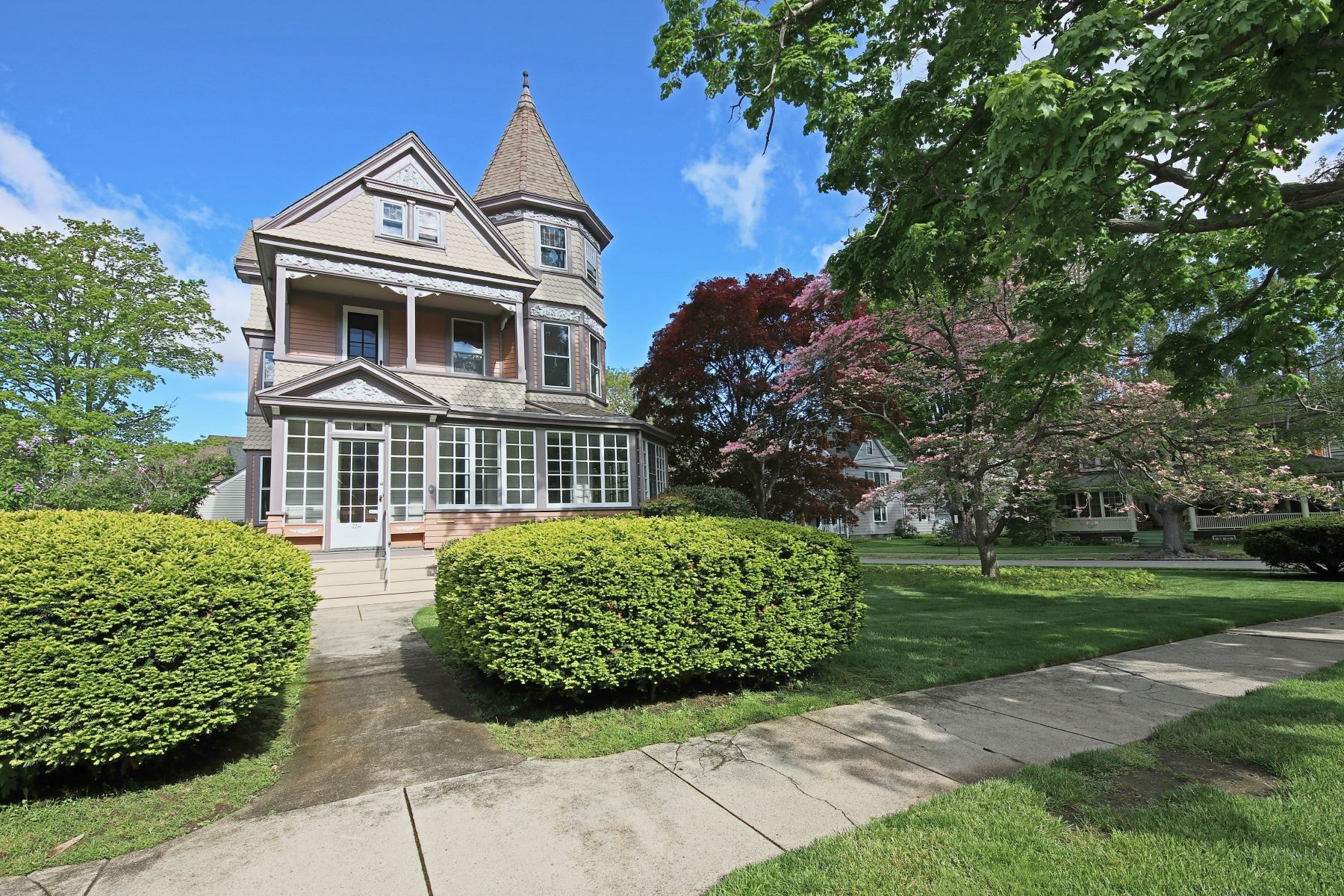 single family homes for Sale at Academy Hill 2211 Elm Street, Stratford, Connecticut 06615 United States