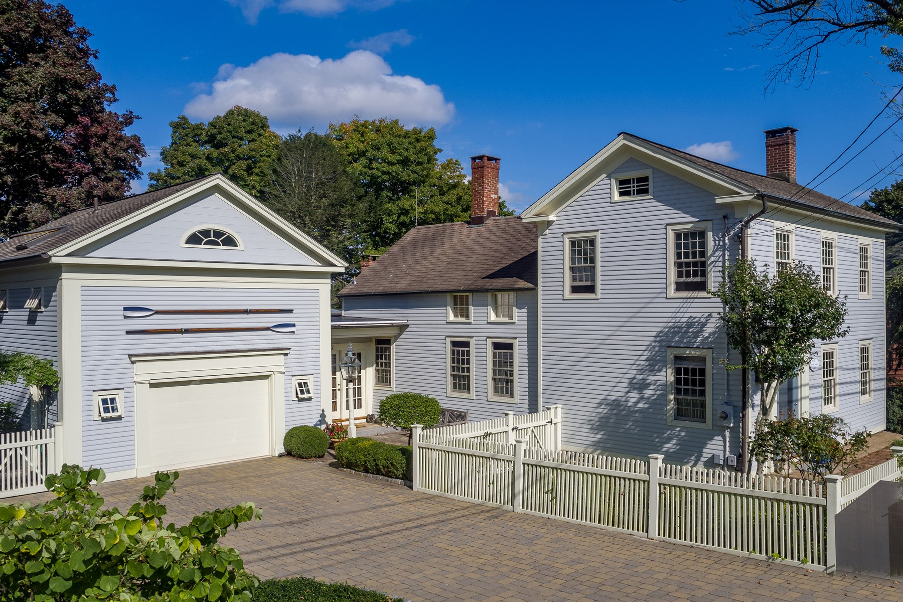 single family homes for Sale at Warning - Be Prepared to Fall in Love! 25 Pratt Street, Essex, Connecticut 06426 United States