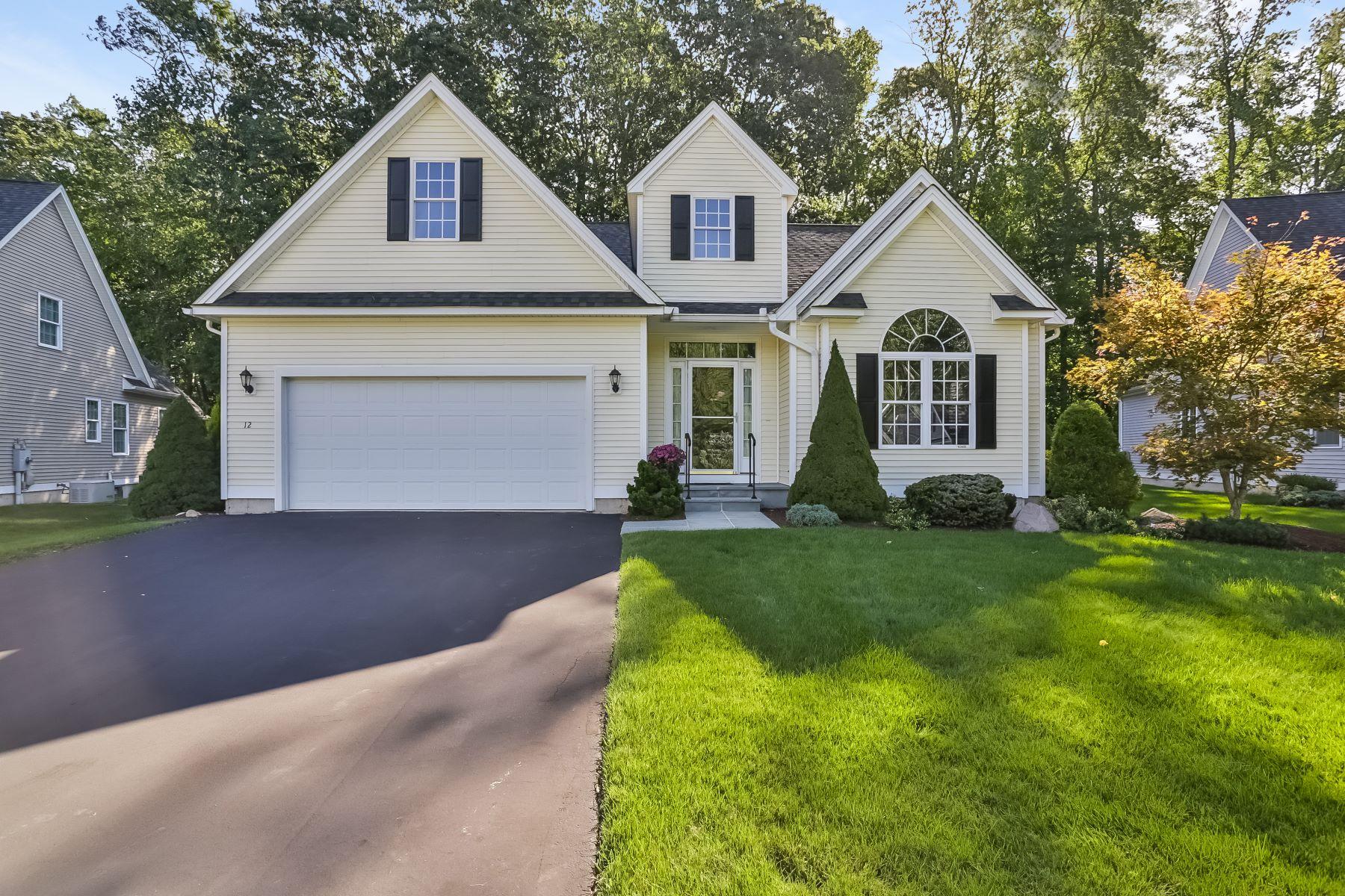 شقة بعمارة للـ Sale في 12 Riverwalk Branford, Connecticut, 06405 United States