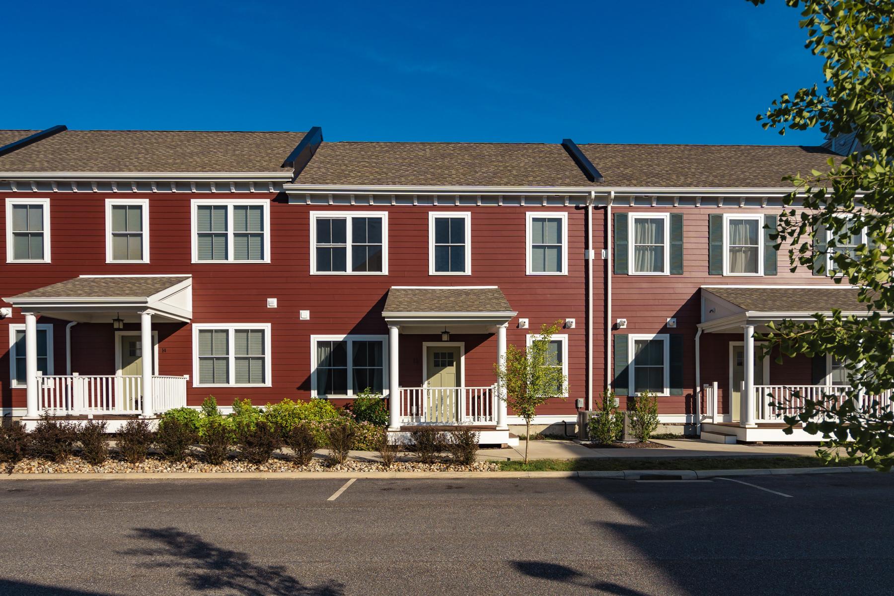 Condominiums のために 売買 アット 12 Sherwood Street 12, Mansfield, コネチカット 06250 アメリカ
