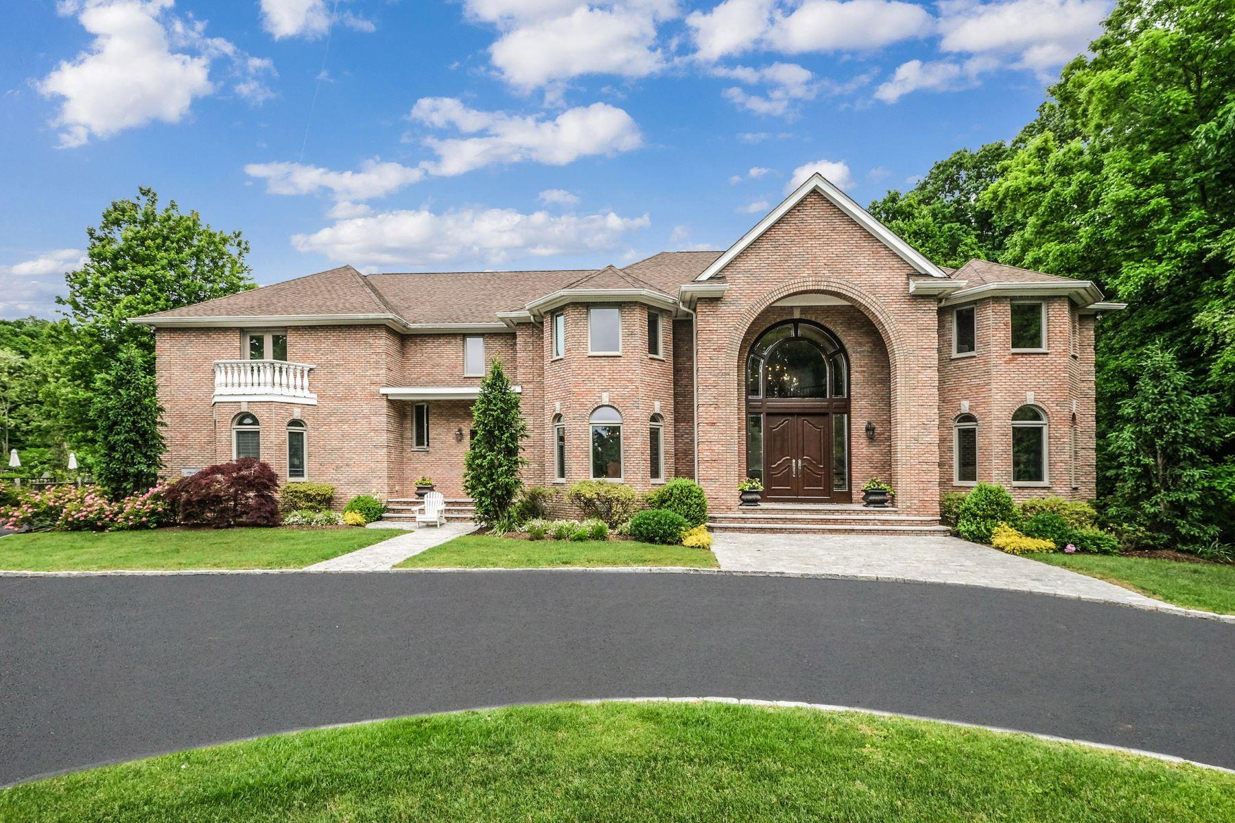 Single Family Homes 為 出售 在 9 Oak Ridge Court 9 Oak Ridge Ct, West Harrison, 纽约 10604 美國