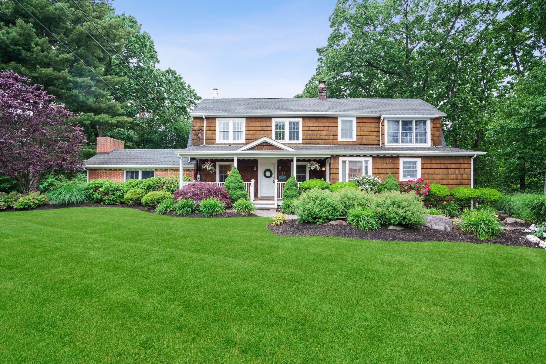 Single Family Homes 為 出售 在 Nanuet, 纽约 10954 美國