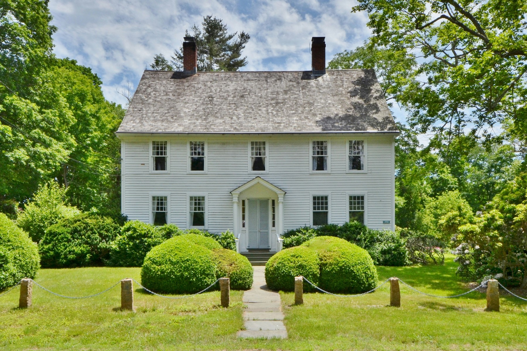 "House for Sale at A ""Wade Tinker"" 1755 Colonial Home 35 Sill Ln Old Lyme, Connecticut 06371 United States"