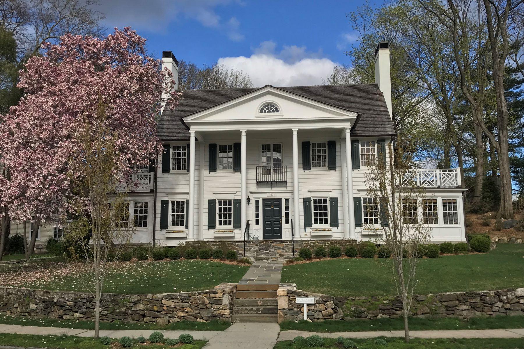 Single Family Homes für Verkauf beim Welcome To 86 Pondfield Road West Bronxville, New York 10708 Vereinigte Staaten