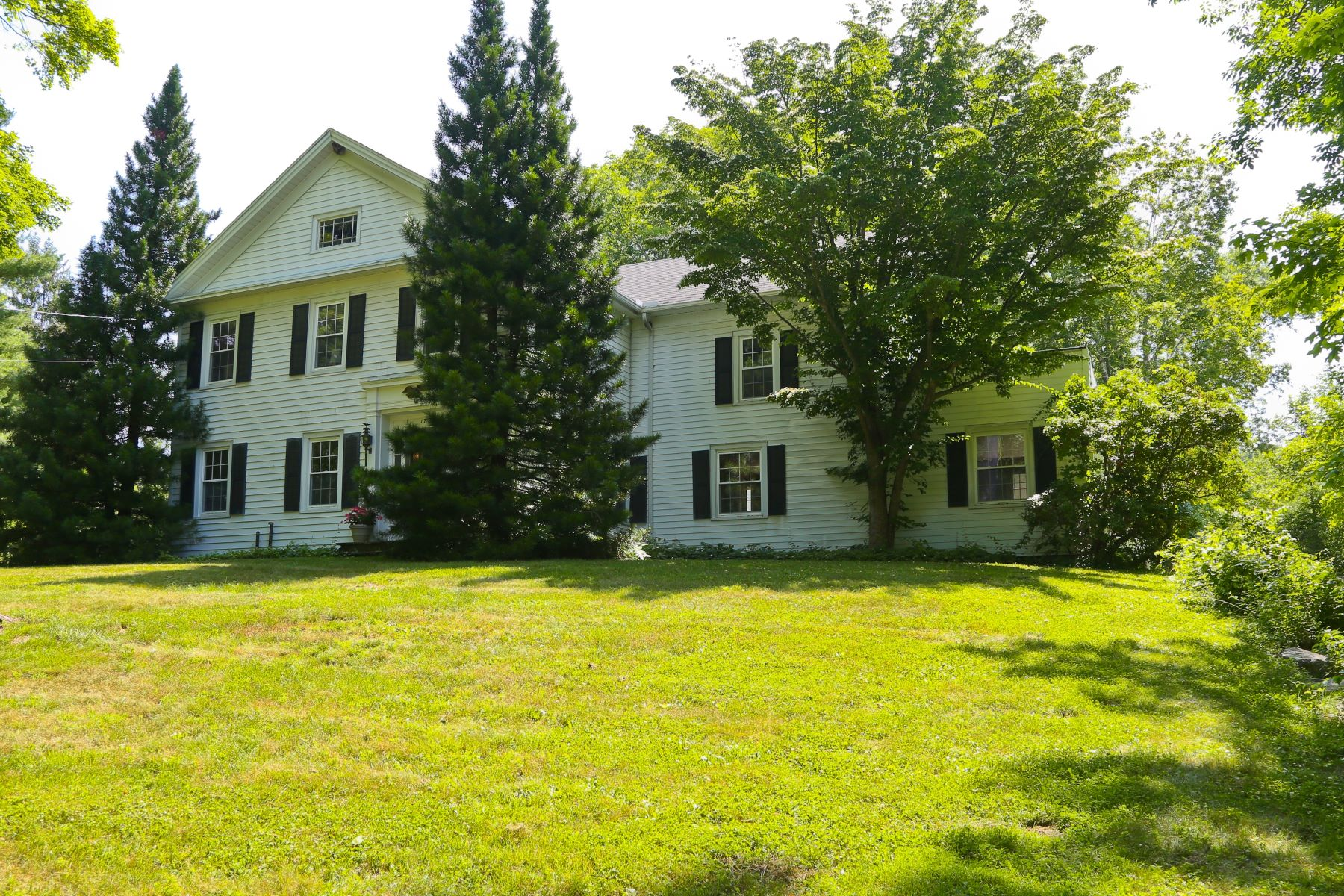 Single Family Home for Sale at Classic Connecticut Antique 113 Popple Swamp Cornwall, Connecticut, 06796 United States