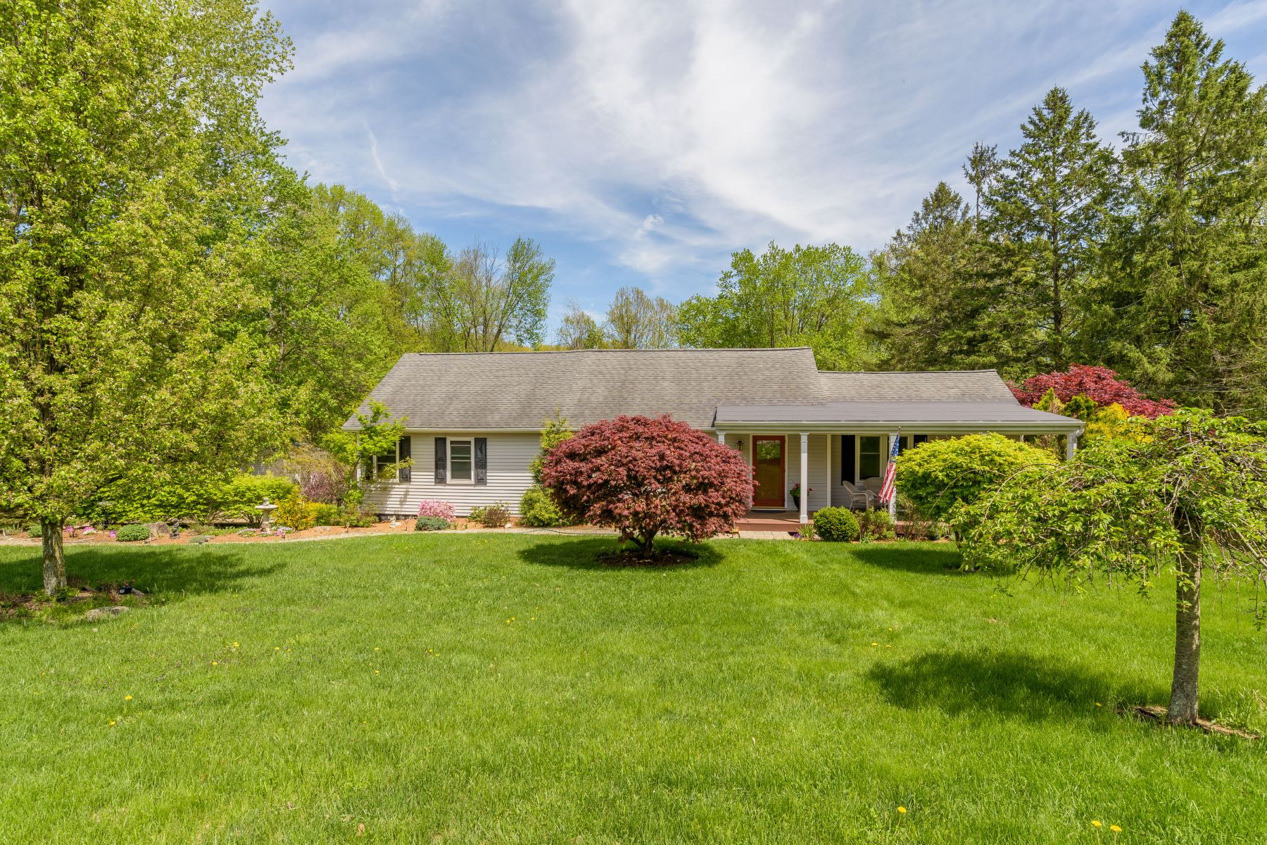 Single Family Home for Sale at One Of A Kind 21 Benedict Road Bethel, Connecticut 06801 United States